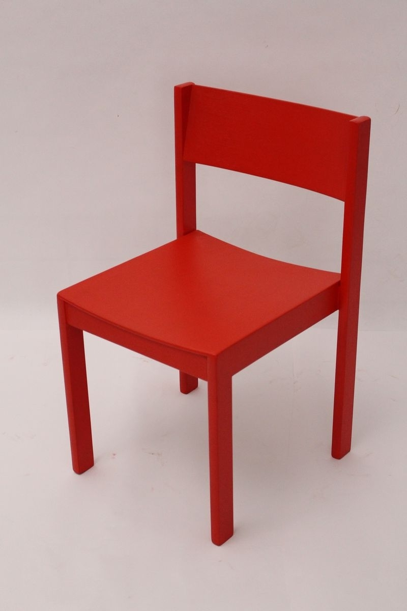Most Current Red Dining Chairs In Mid Century Modern Red Dining Chairscarl Auböck For E (View 15 of 25)