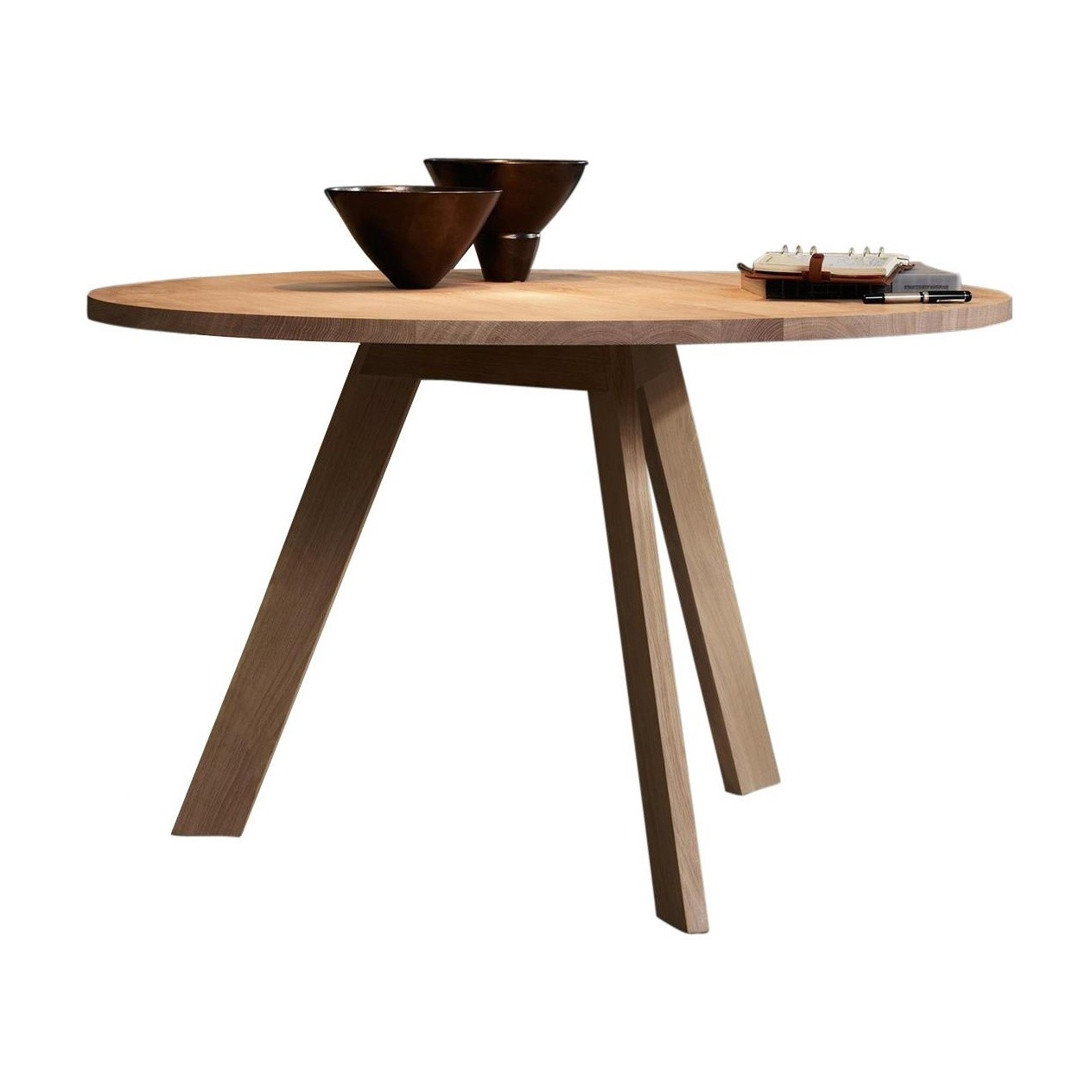 Most Current Solid Oak Dining Tables Within More Tosh Solid Wood Dining Table (View 6 of 25)