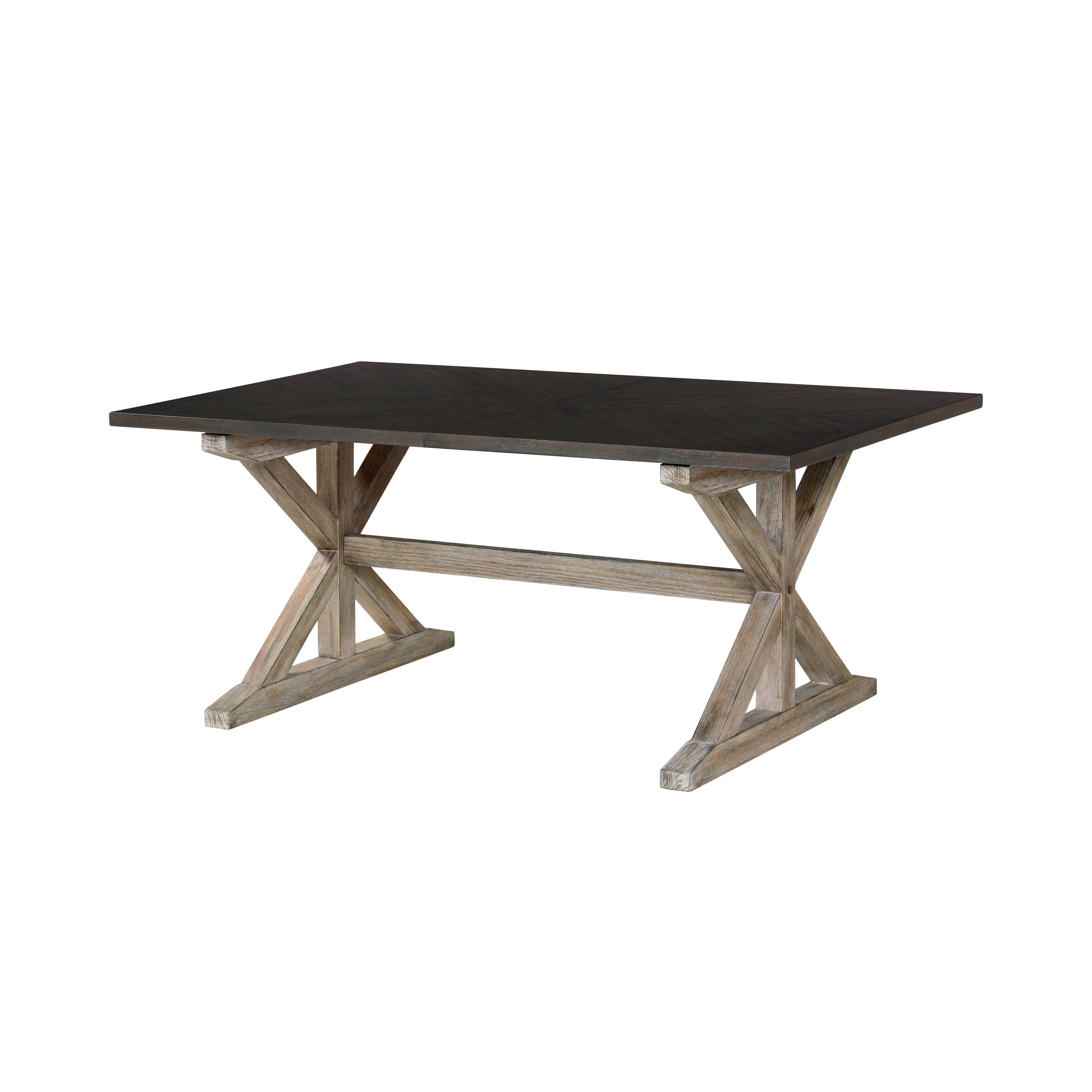 Most Current Standard Furniture Jefferson Brown Dining Table (View 8 of 25)