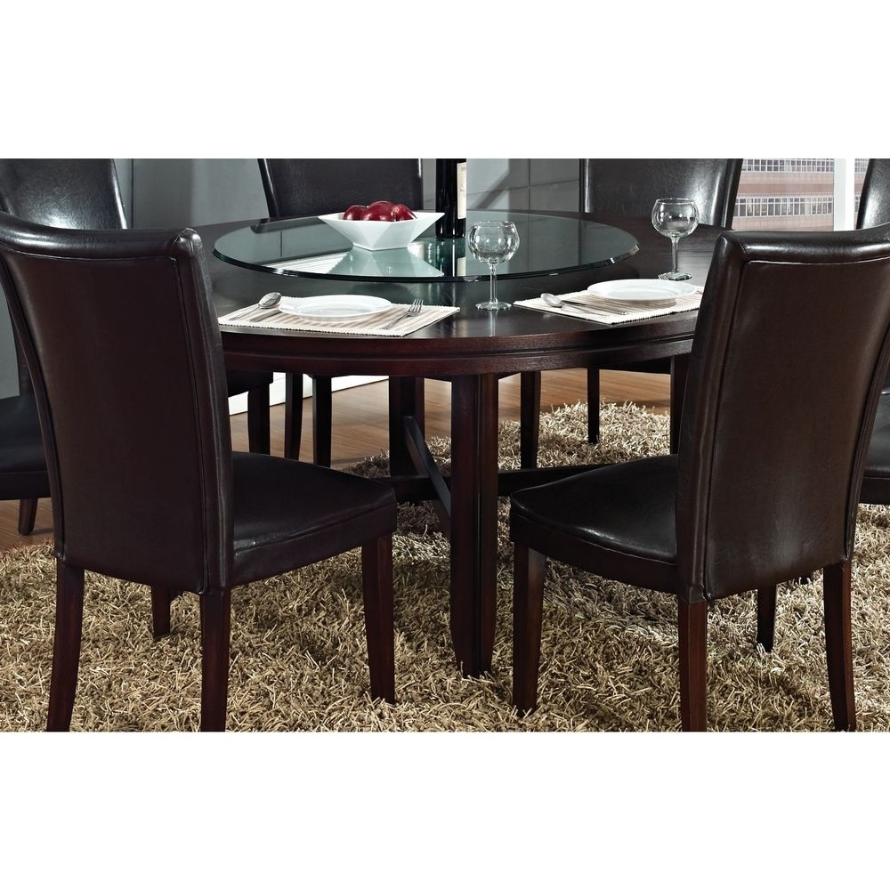 Most Current Valencia 72 Inch Extension Trestle Dining Tables Intended For 72 Inch Round Dining Table Tjihome (View 5 of 25)