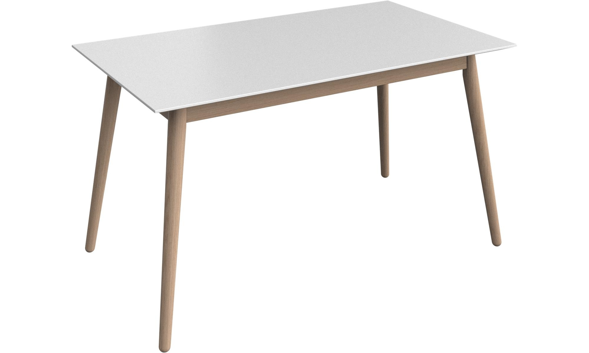 Most Current White Melamine Dining Tables In Dining Tables – Milano Table – Boconcept (View 11 of 25)