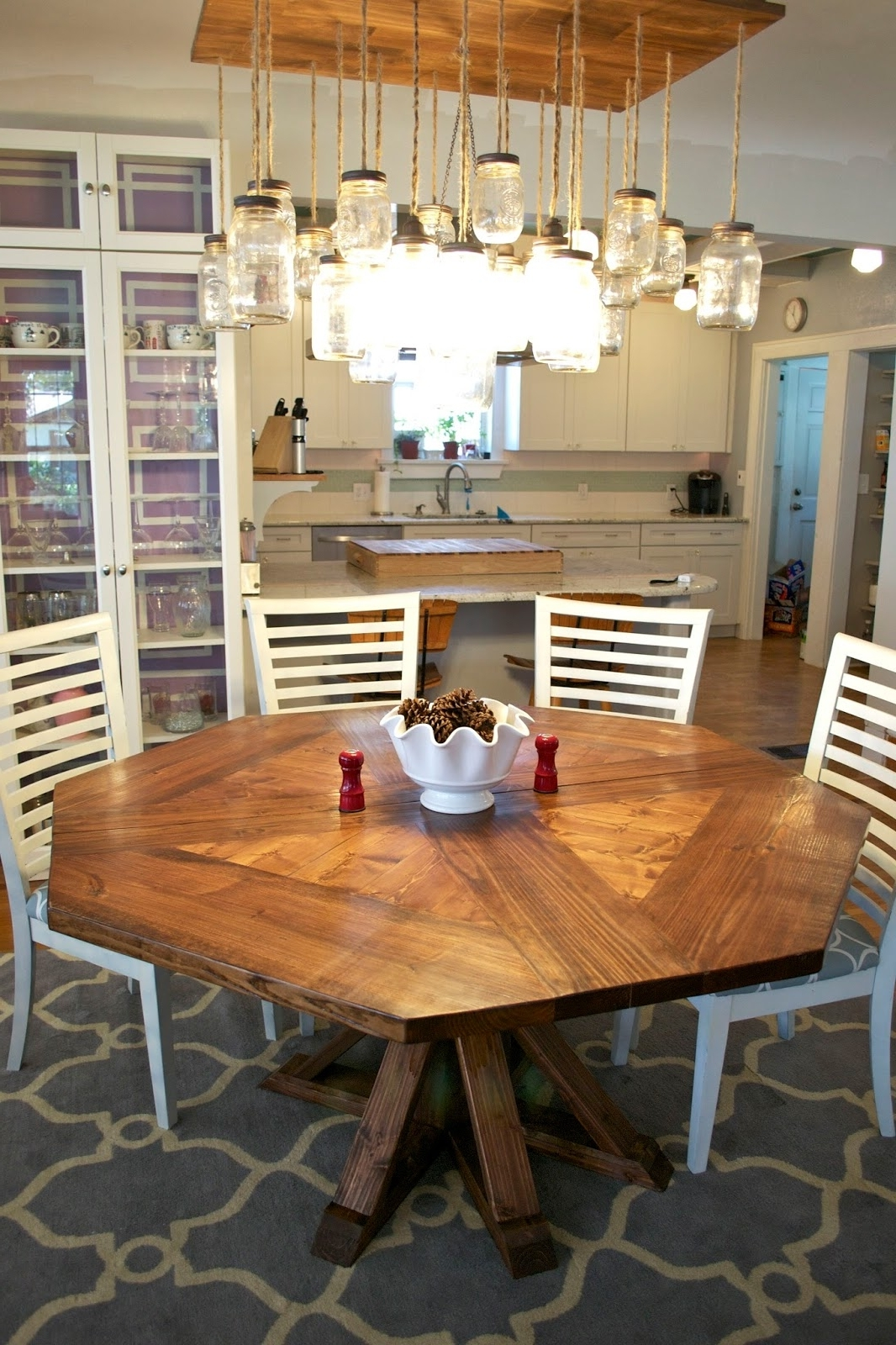 Most Popular Bale Rustic Grey Dining Tables Pertaining To Ck And Nate Header: Restoration Hardware Diy Dining Table (View 16 of 25)