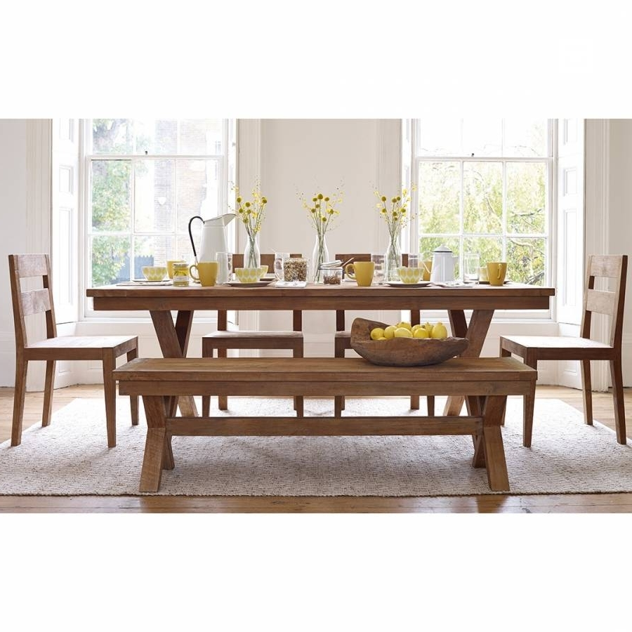 Most Popular Bale Rustic Grey Dining Tables With Padang Dining Table – Brandalley (View 17 of 25)