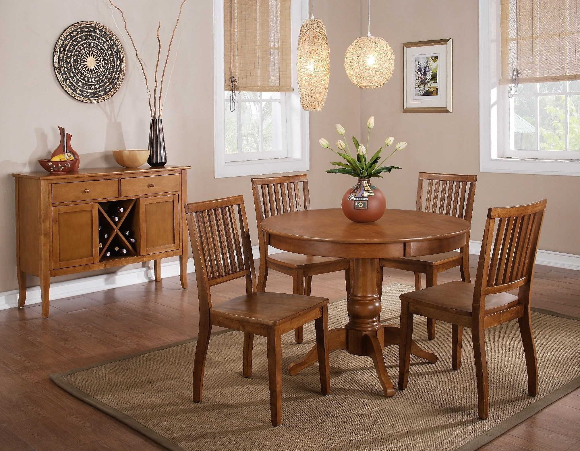 Most Popular Buy Candice Round Pedestal Tablesteve Silver From Www Pertaining To Candice Ii Round Dining Tables (View 11 of 25)