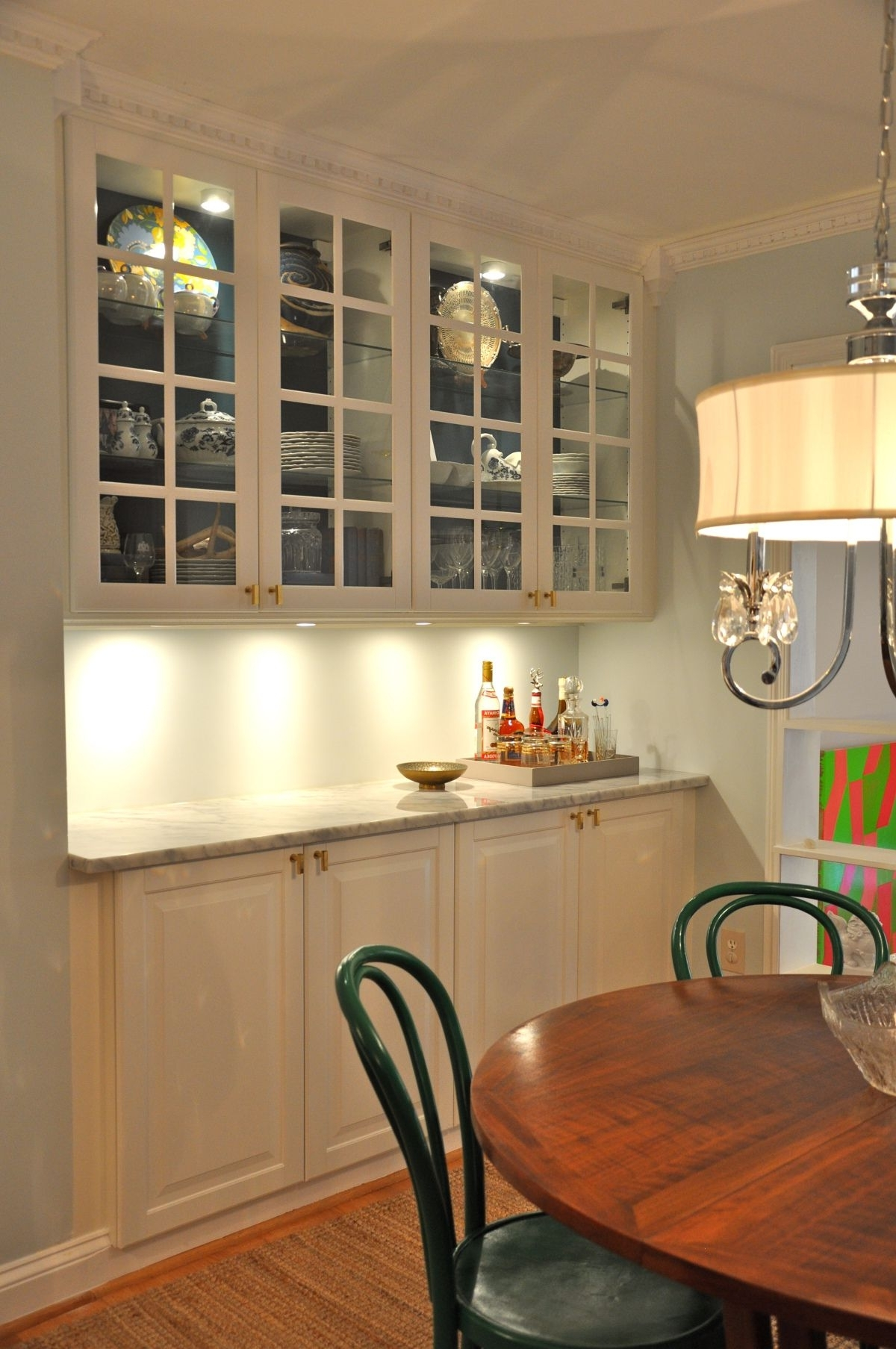 Most Popular Dining Room Cabinets With Ikea Cabinet Built In – For Section Near Dining Room? (View 22 of 25)