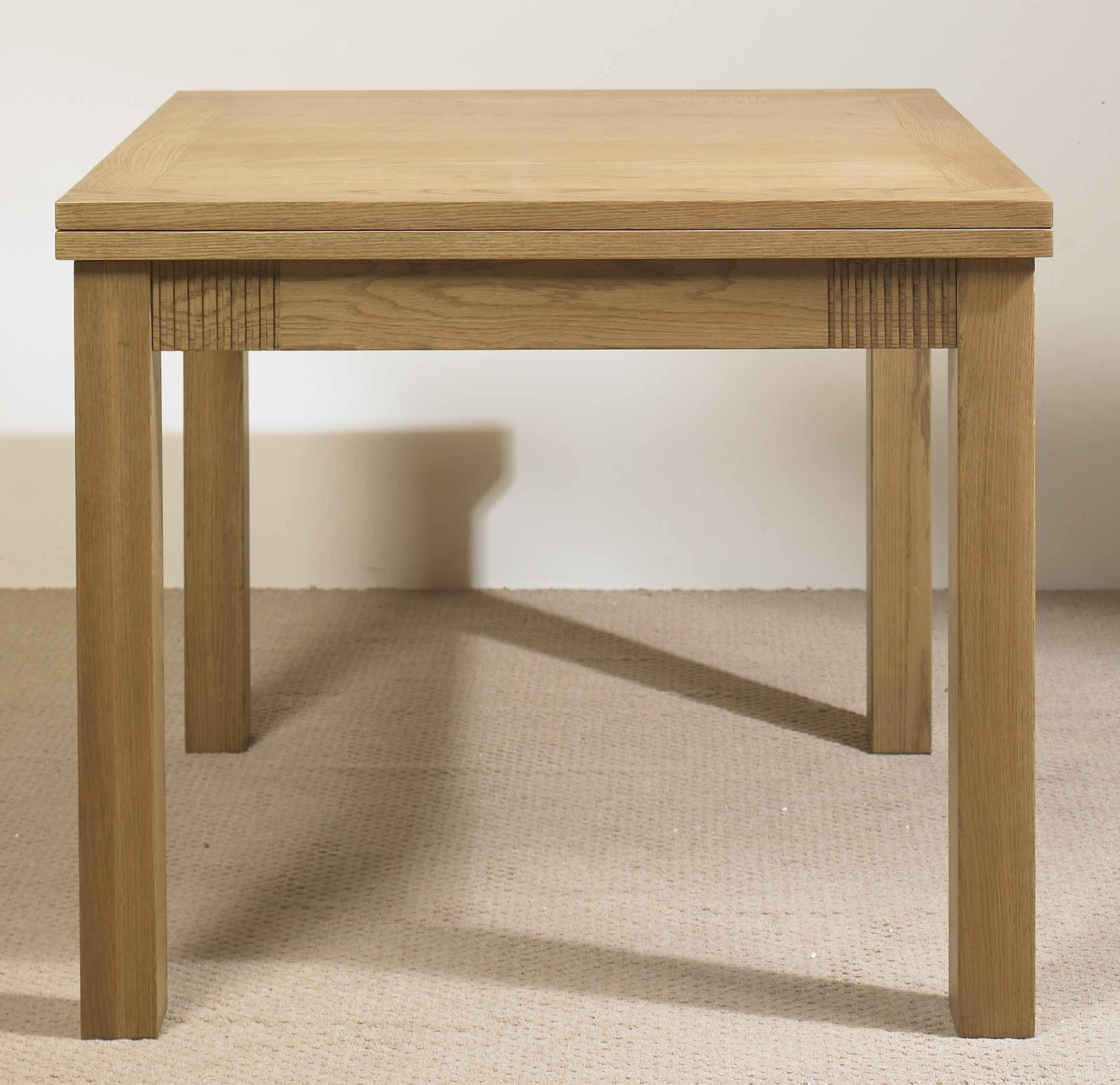 Most Popular Flip Top Oak Dining Tables Intended For Flip Top Folding Dining Table • Folding Table Design (View 16 of 25)