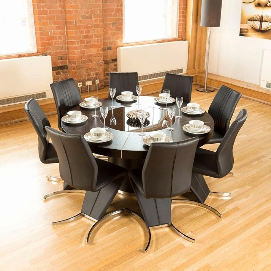 Most Popular Inspirational 23 Design Dining Room Table With 8 Chairs Intended For 8 Seat Dining Tables (View 15 of 25)