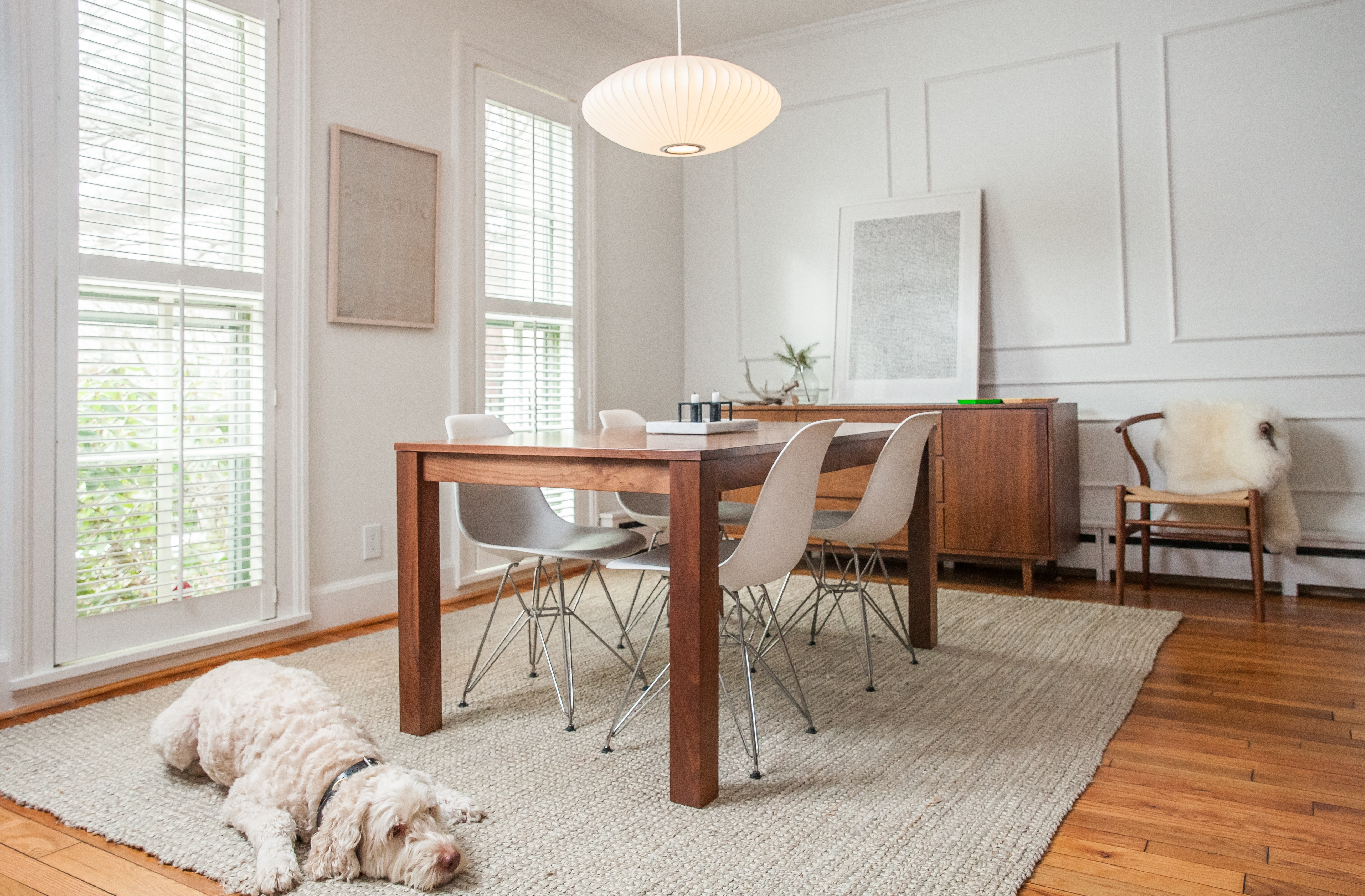 Most Popular Non Wood Dining Tables Inside Parsons Dining Table – Hedge House Furniture (View 23 of 25)