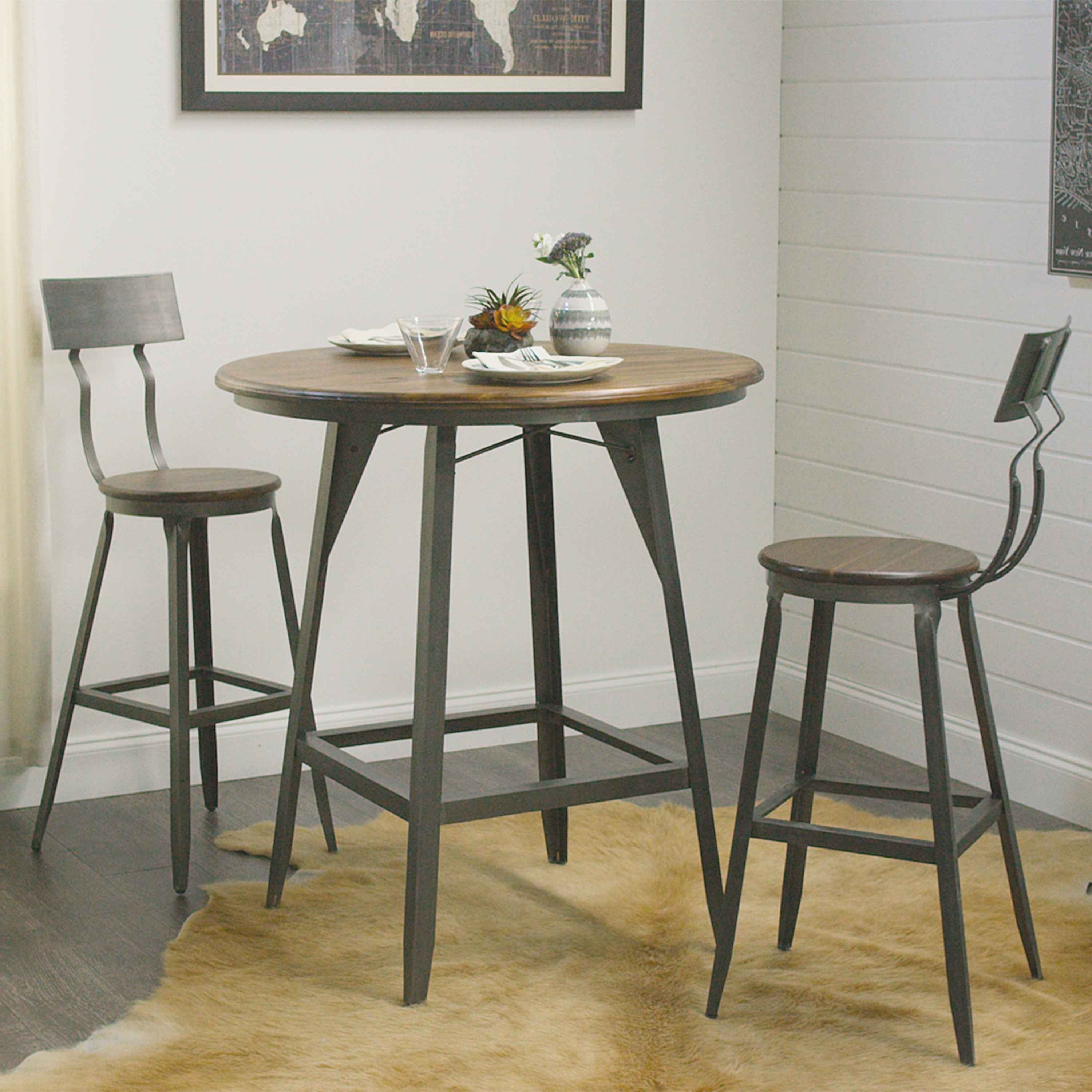 Most Popular Small Dining Tables For 2 In Small Dining Table For Two Beautiful 29 Pleasing Small Dining Room (View 6 of 25)