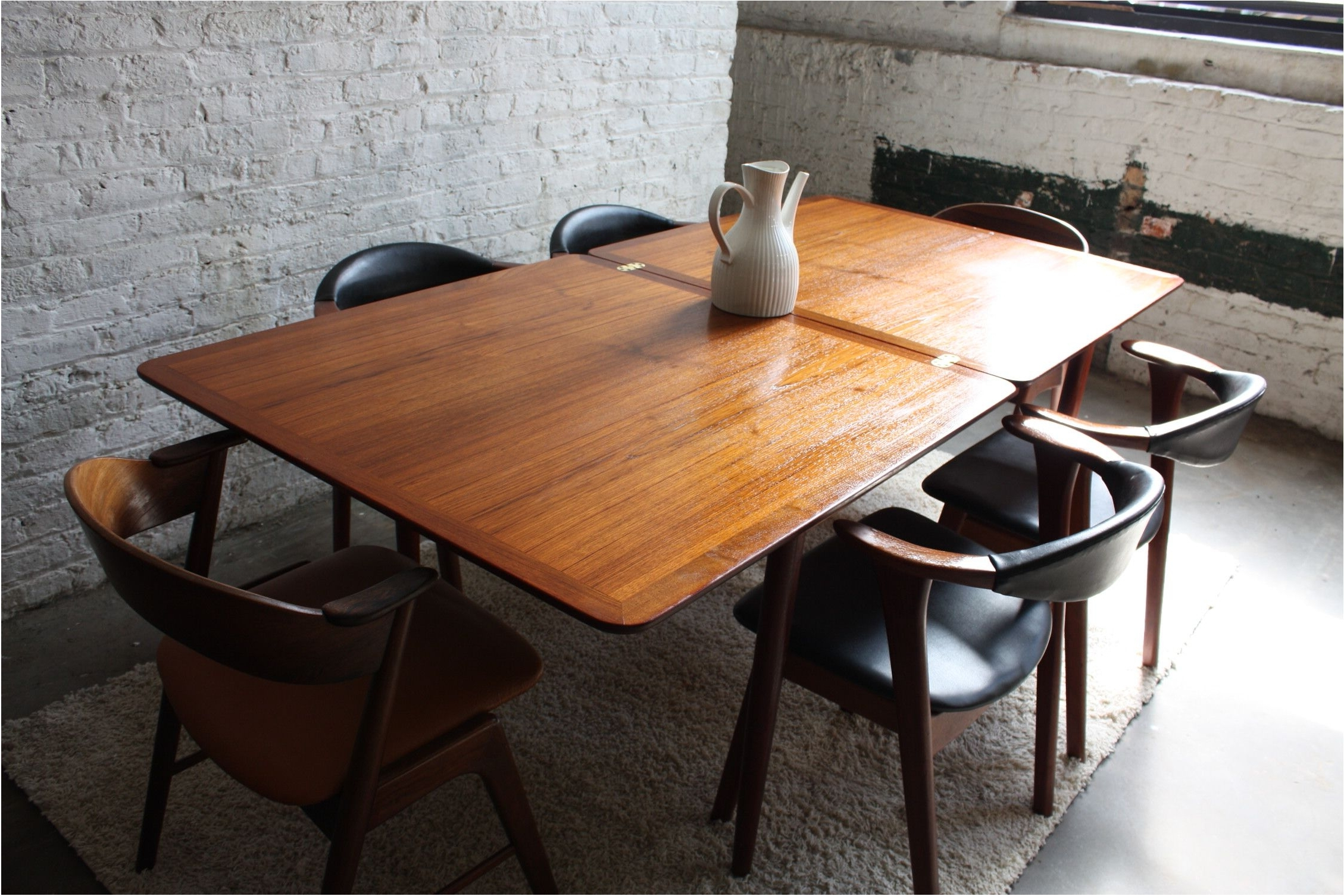 Most Popular Small Square Extending Dining Tables Pertaining To Remarkable Minimalist Dining Room Expandable Dining Table For Small (View 12 of 25)