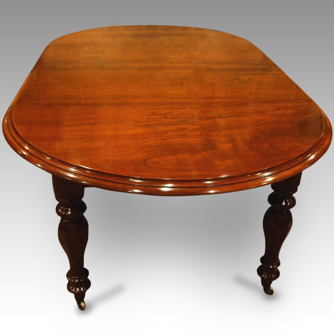 Most Popular Victorian Mahogany Extending Circular Dining Table Now Sold Inside Mahogany Extending Dining Tables (View 18 of 25)