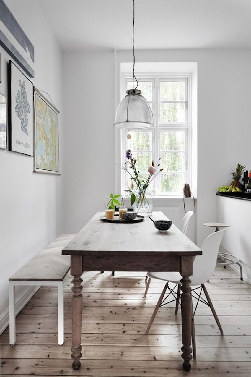 Most Recent 10 Narrow Dining Tables For A Small Dining Room (View 24 of 25)