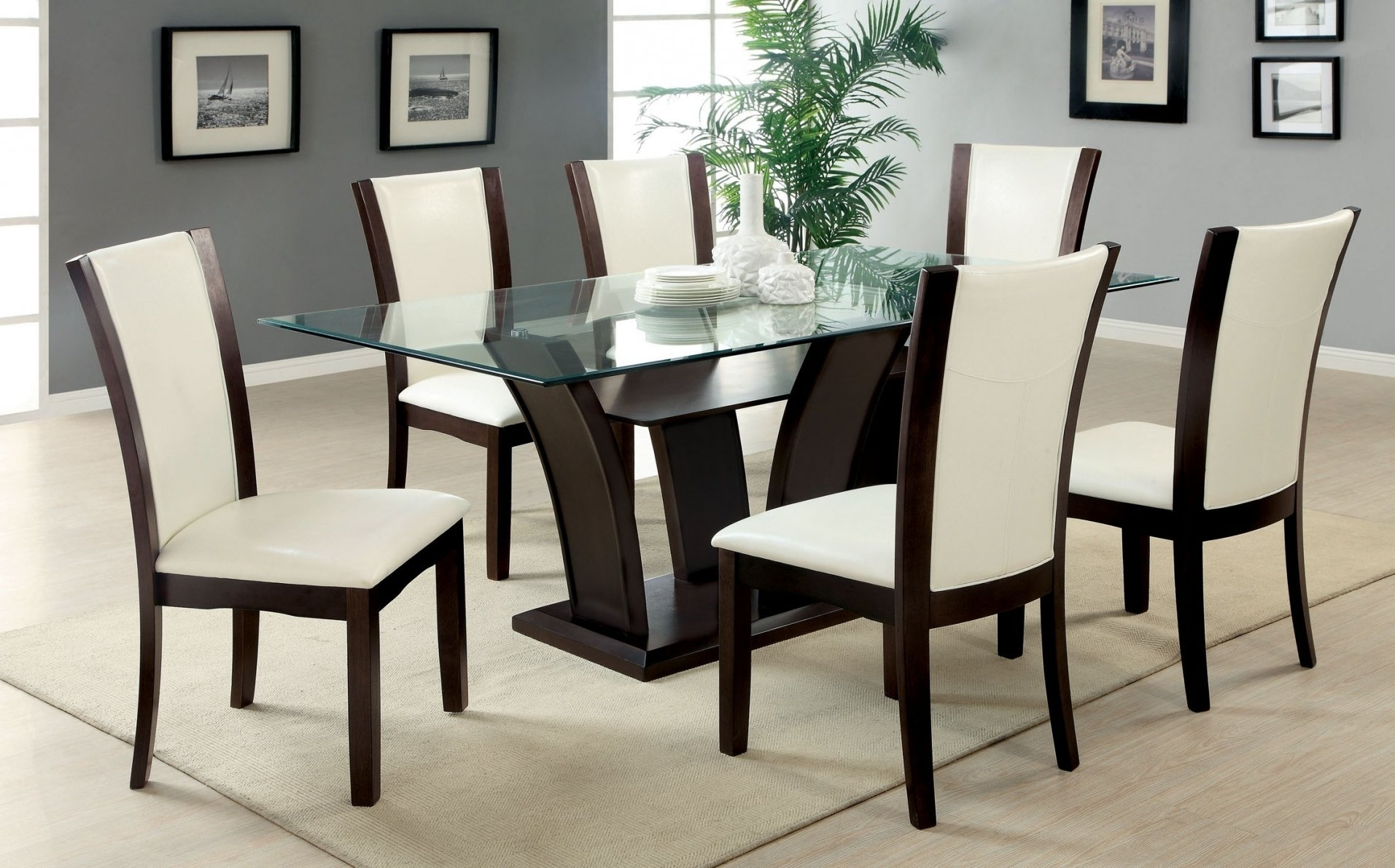 Most Recent 6 Chair Dining Tables Throughout Table Set Seater Price Room Ideas With Regard To 6 Seat Dining Tables (Gallery 7 of 25)