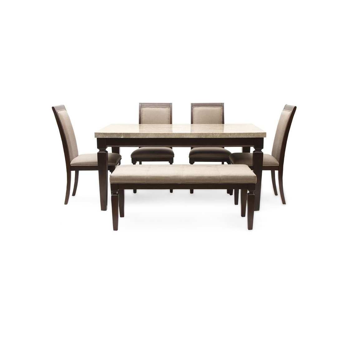 Most Recent Bliss Marble Top 6 Seater Dining Table – Gunjan Furnitures Jaipur Regarding 6 Seater Dining Tables (View 22 of 25)