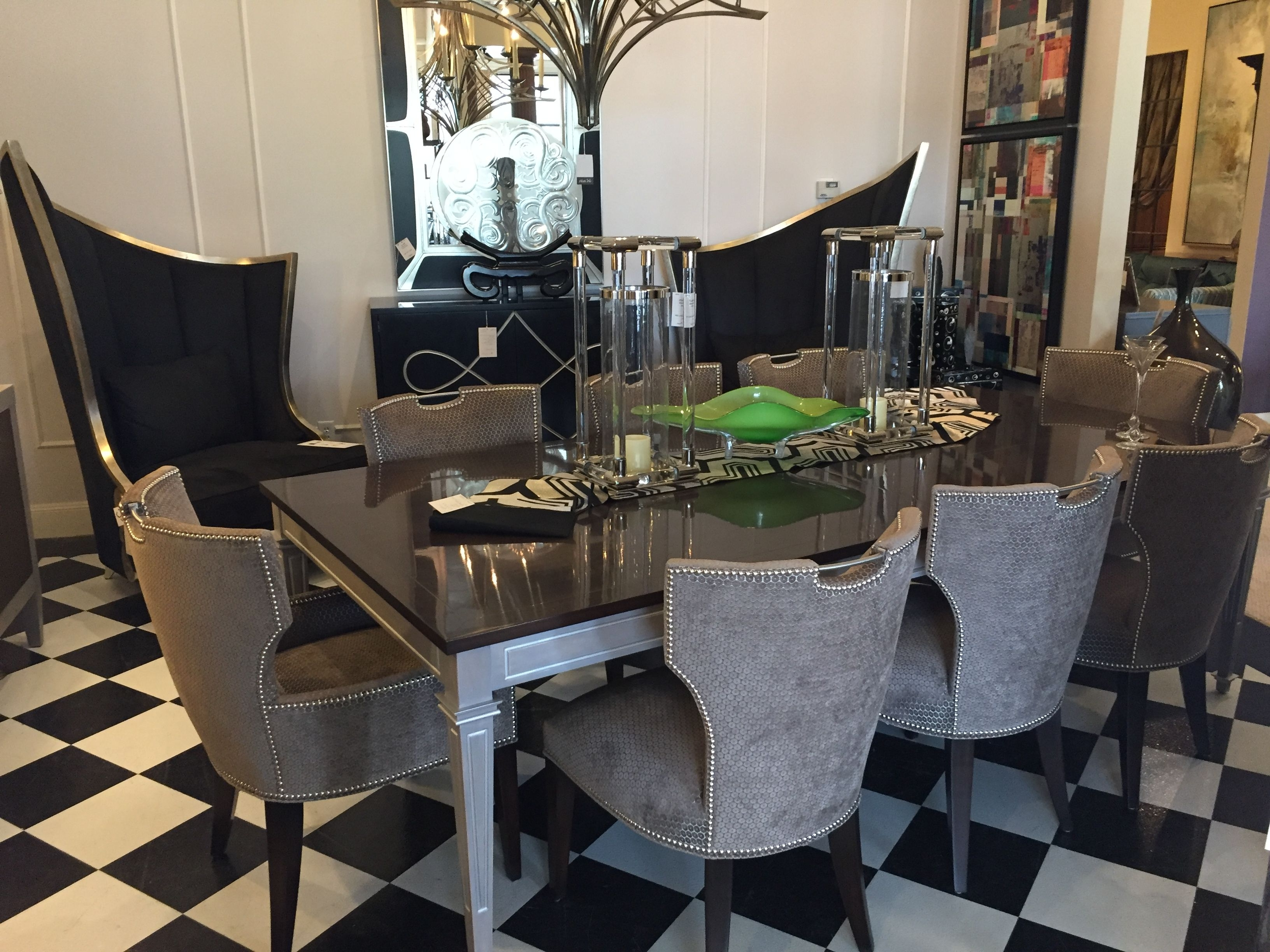 Most Recent Dawson Chairs (Z 940 26 & Z 940 27) And Regent Dining Table (1333 20 With Dawson Dining Tables (View 24 of 25)