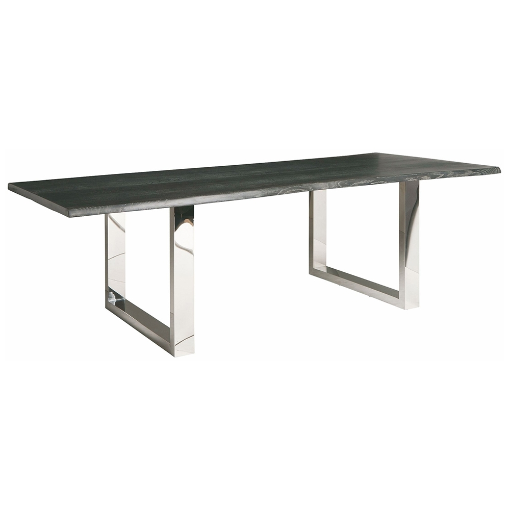 Most Recent Lyon Dining Table – Gray Silver – Rouse Home Intended For Lyon Dining Tables (View 20 of 25)