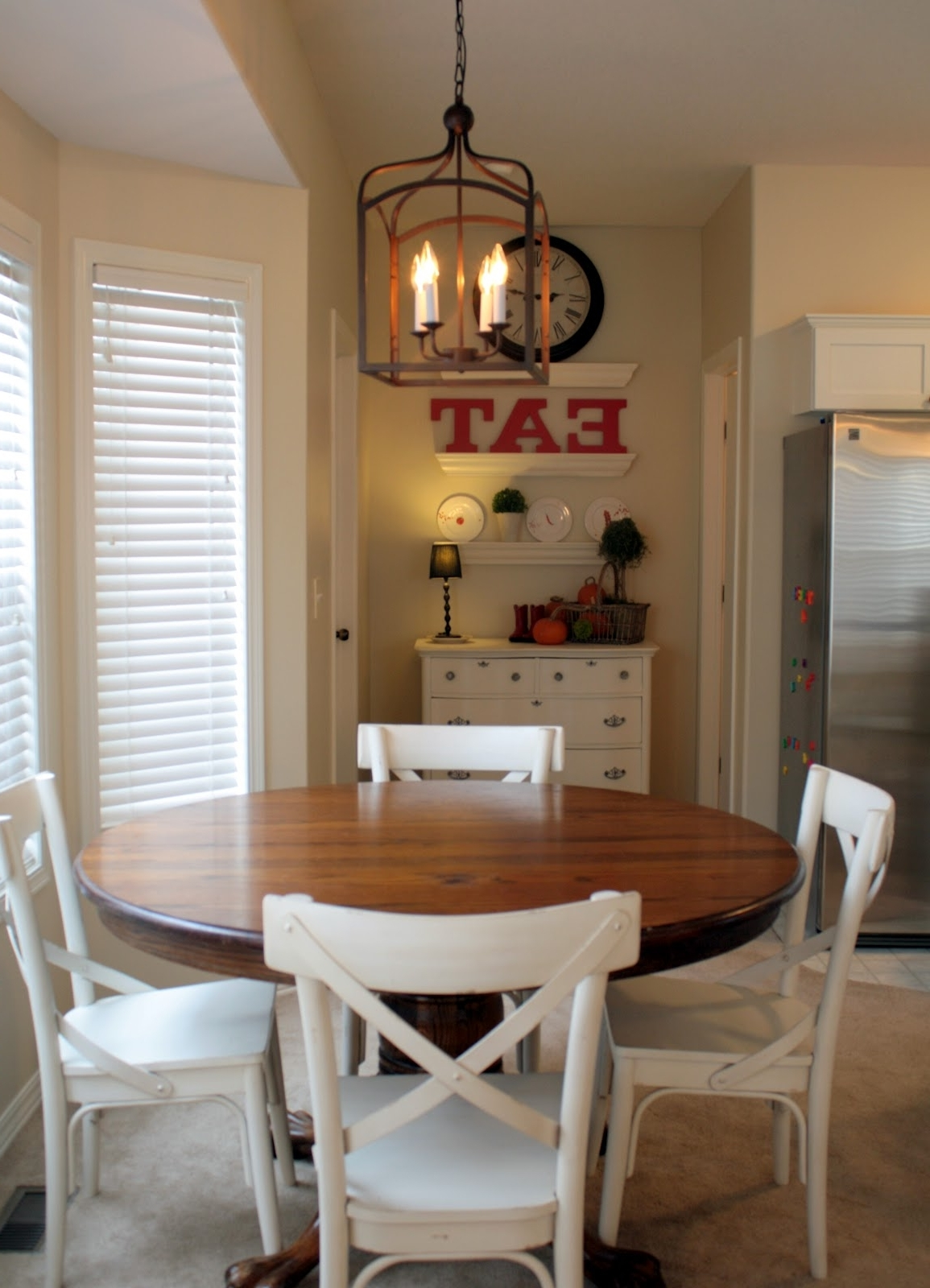 Most Recent Over Dining Tables Lights Throughout Kitchen Lighting: Fabulous Kitchen Table Lighting Ideas Kitchen (View 10 of 25)