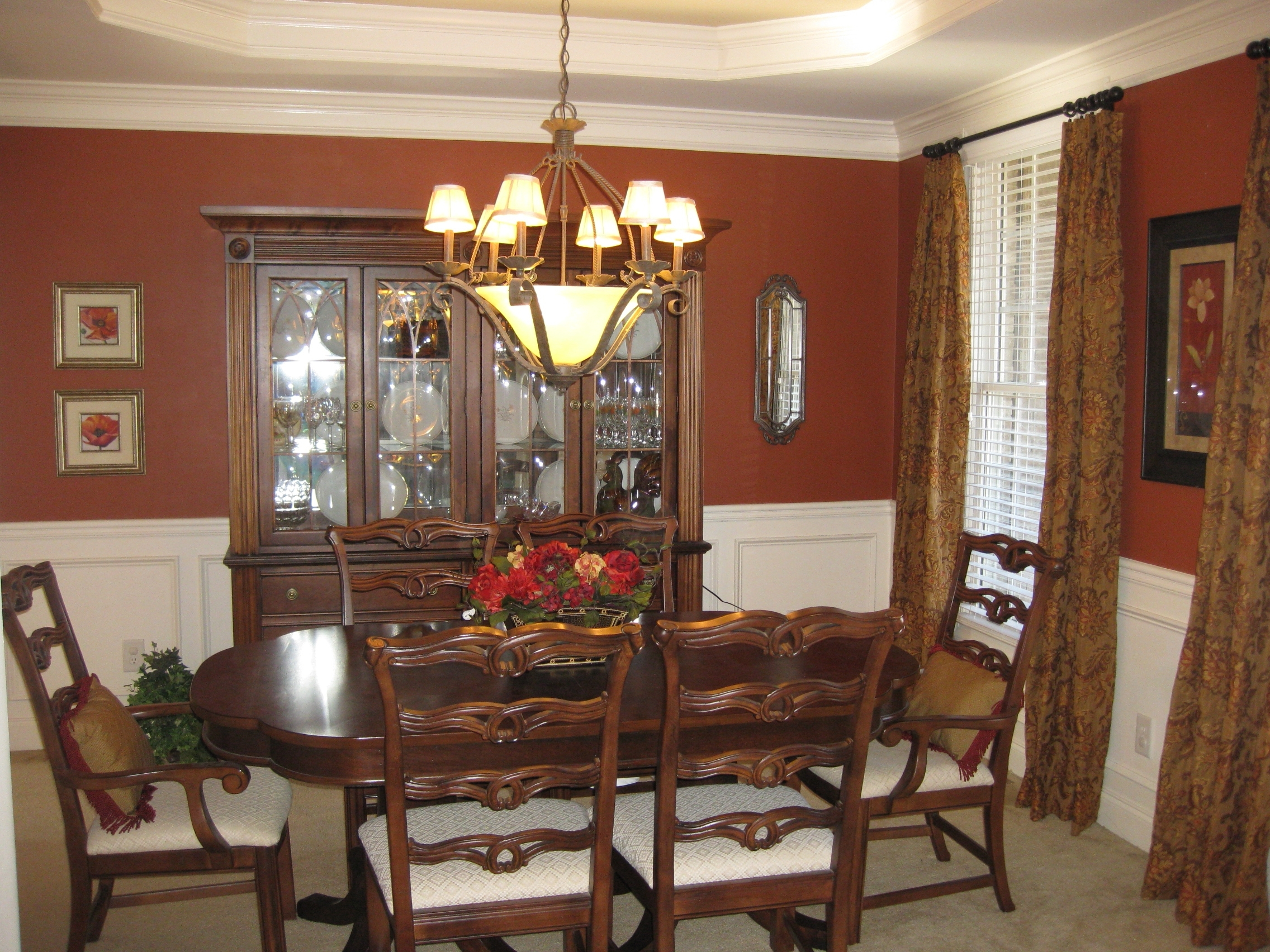 Most Recent Traditional Dining Tables In Traditional Dining Room Decorating Ideas 20 Architecture (View 8 of 25)