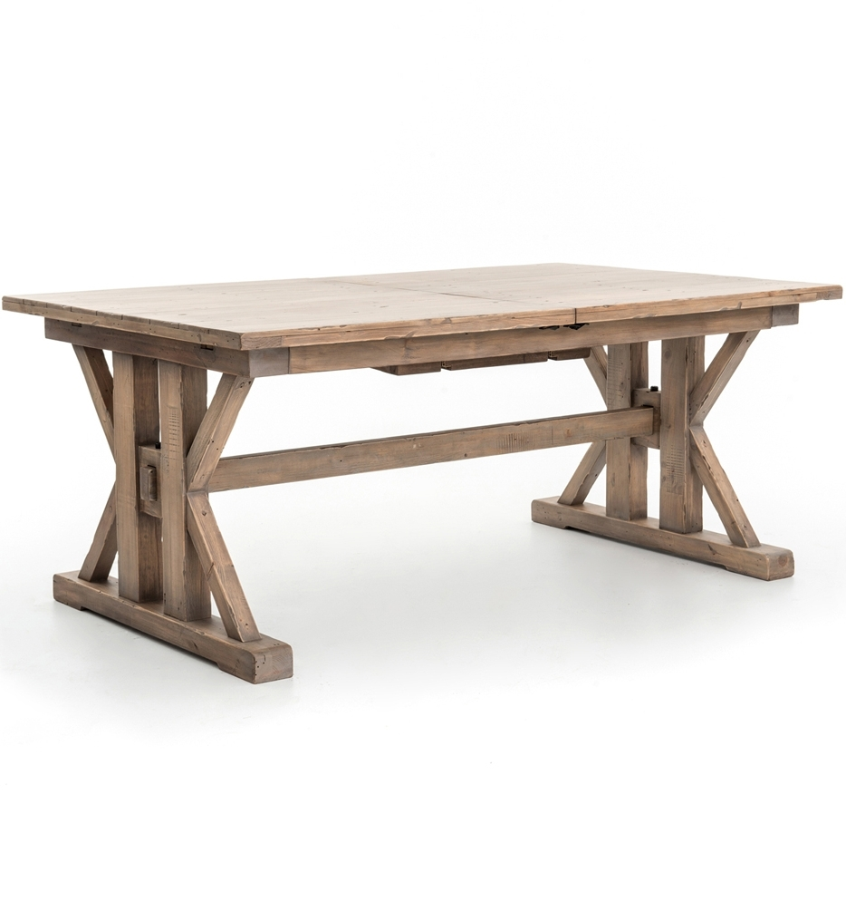 Most Recent Valencia 72 Inch Extension Trestle Dining Tables In 72 Inch Round Dining Table Tjihome (View 11 of 25)