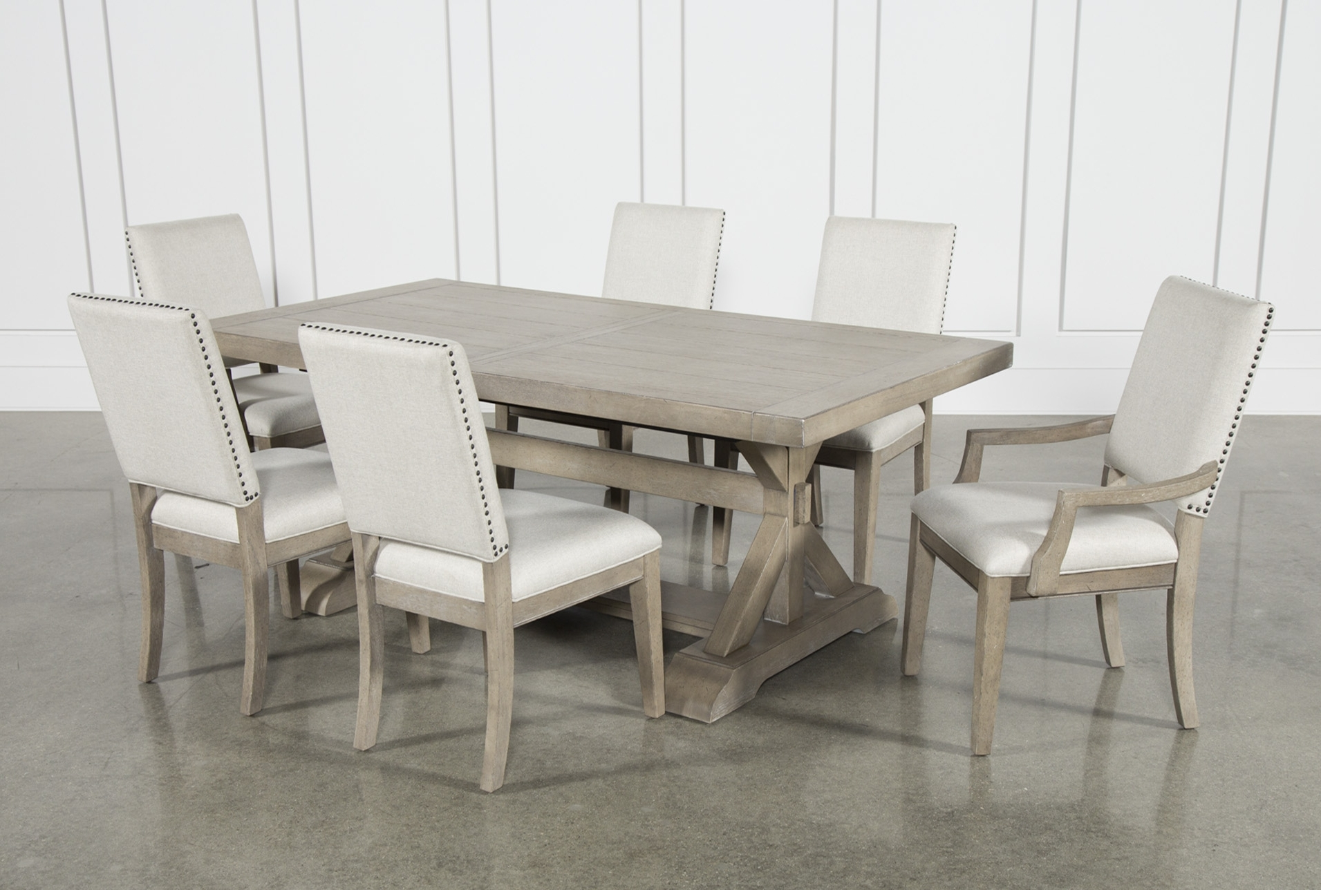 Most Recent Walden 7 Piece Extension Dining Set (View 10 of 25)