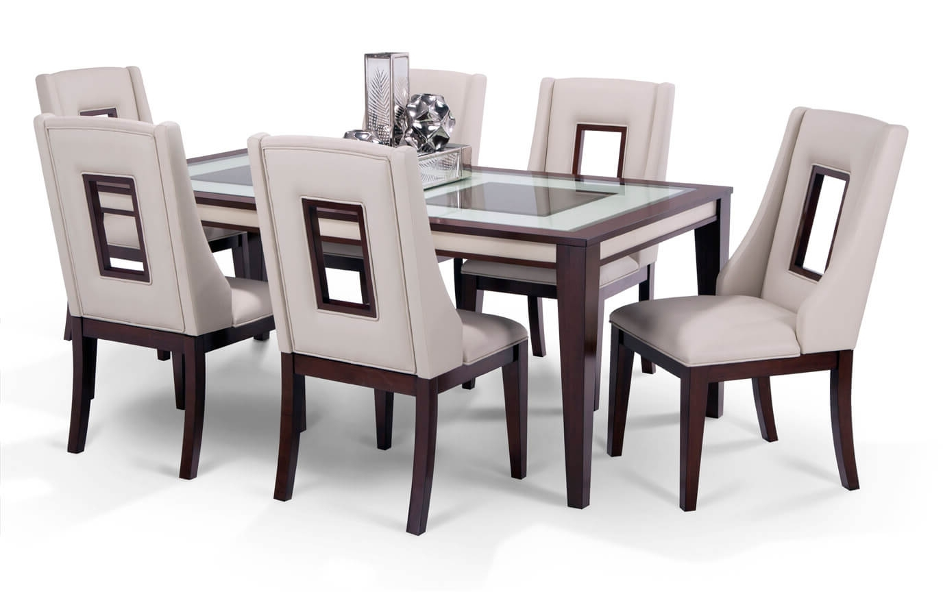 Most Recently Released 7 Piece Dining Set Cheap – Prabhakarreddy – Within Bradford 7 Piece Dining Sets With Bardstown Side Chairs (View 18 of 25)