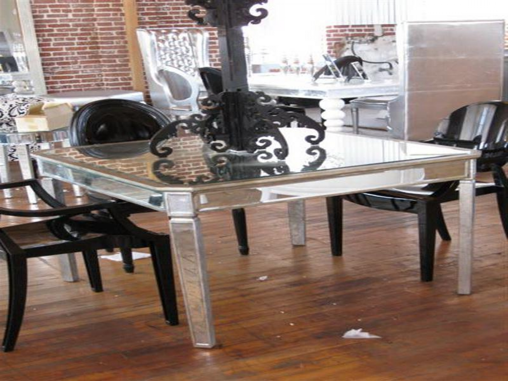 Most Recently Released Antique Mirror Dining Tables Throughout Dining Room Antique Dining Room Furniture Dining Table And Rugs Or (View 12 of 25)