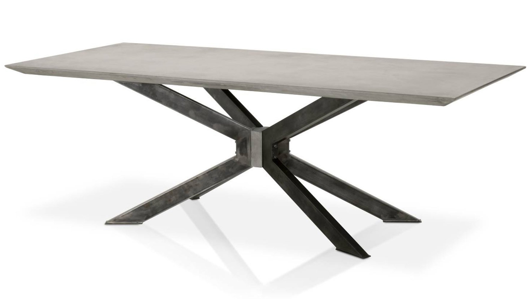 Most Recently Released Beton 87 Inch Dining Table (View 22 of 25)