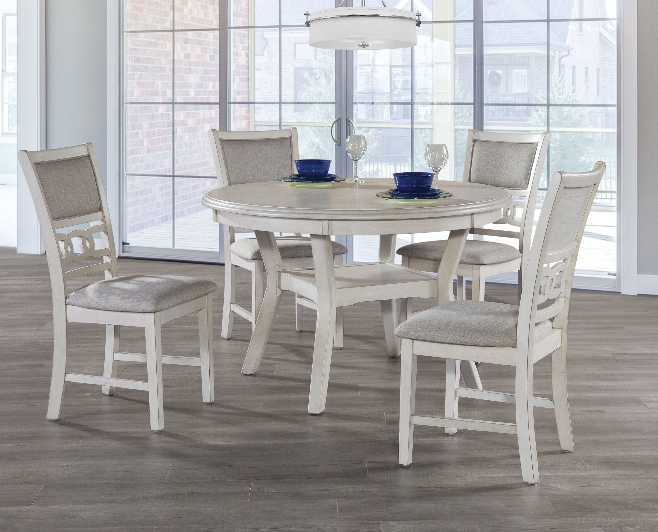 Most Recently Released Caden 5 Piece Round Dining Sets Intended For Best Round Dining Room Table With Best Furniture Mentor Oh Furniture (View 17 of 25)