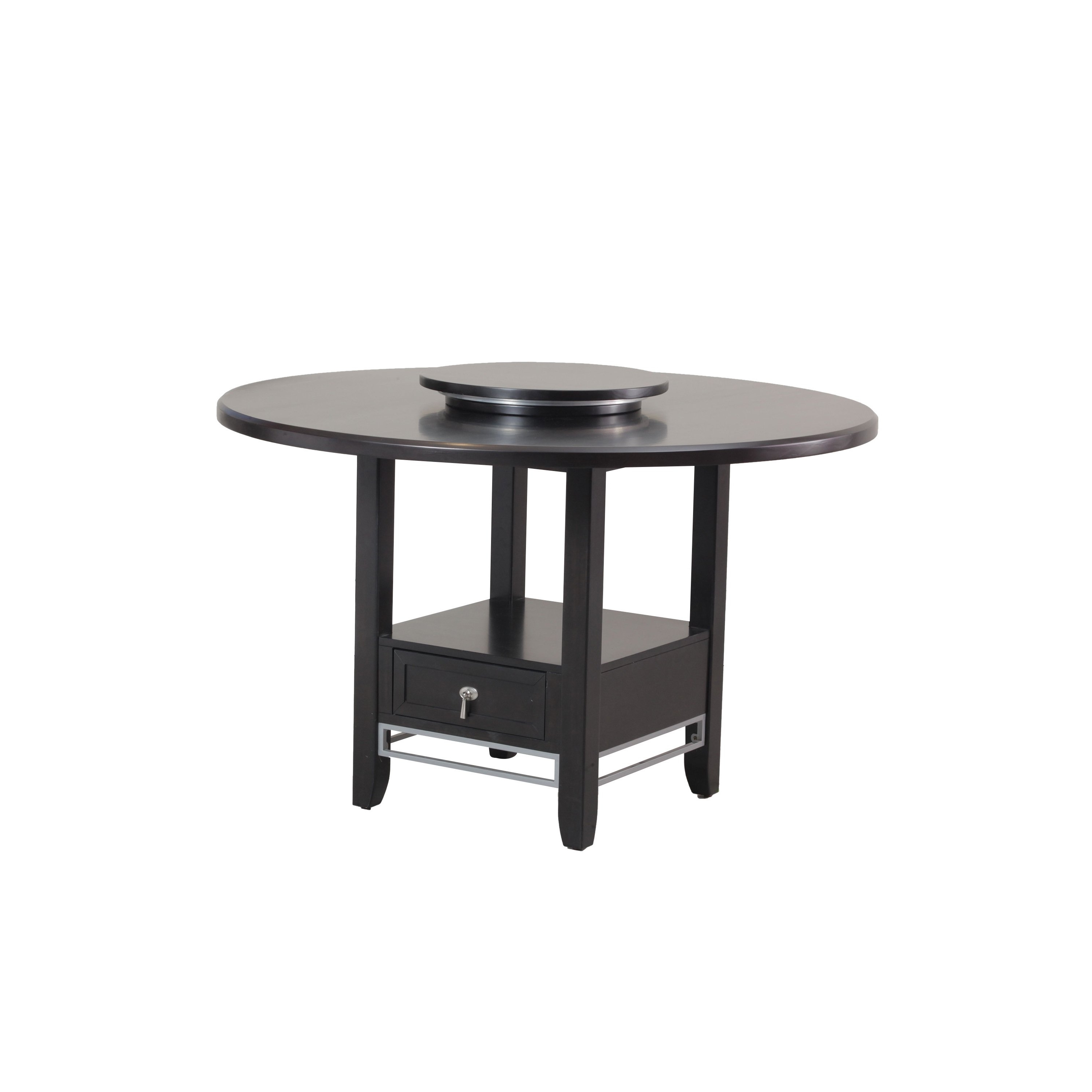 Most Recently Released Caden 5 Piece Round Dining Sets Pertaining To Shop Caden Dining Table – Cappuccino – Free Shipping Today (View 14 of 25)