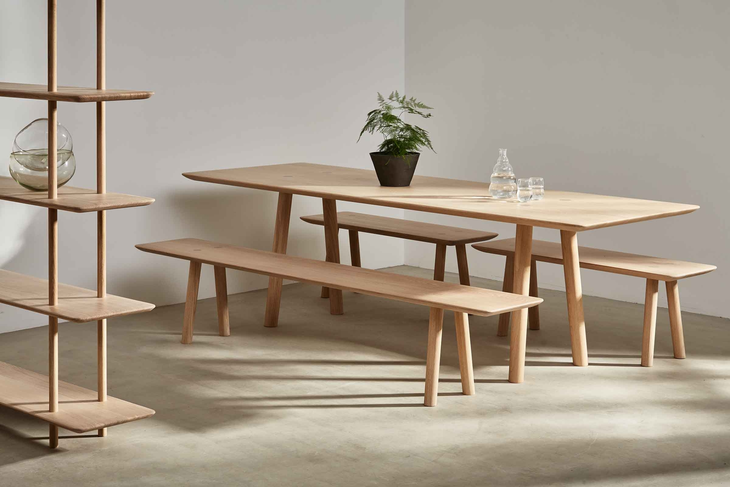 Most Recently Released Contemporary Furniture Handmade In Englandbenchmark Pertaining To Artisanal Dining Tables (View 21 of 25)