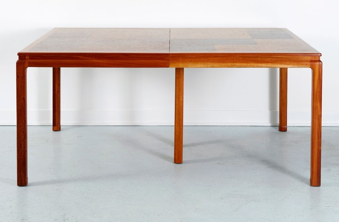 Most Recently Released Cork Dining Tableedward Wormley For Dunbar, 1960S For Sale At Pamono Intended For Cork Dining Tables (View 17 of 25)