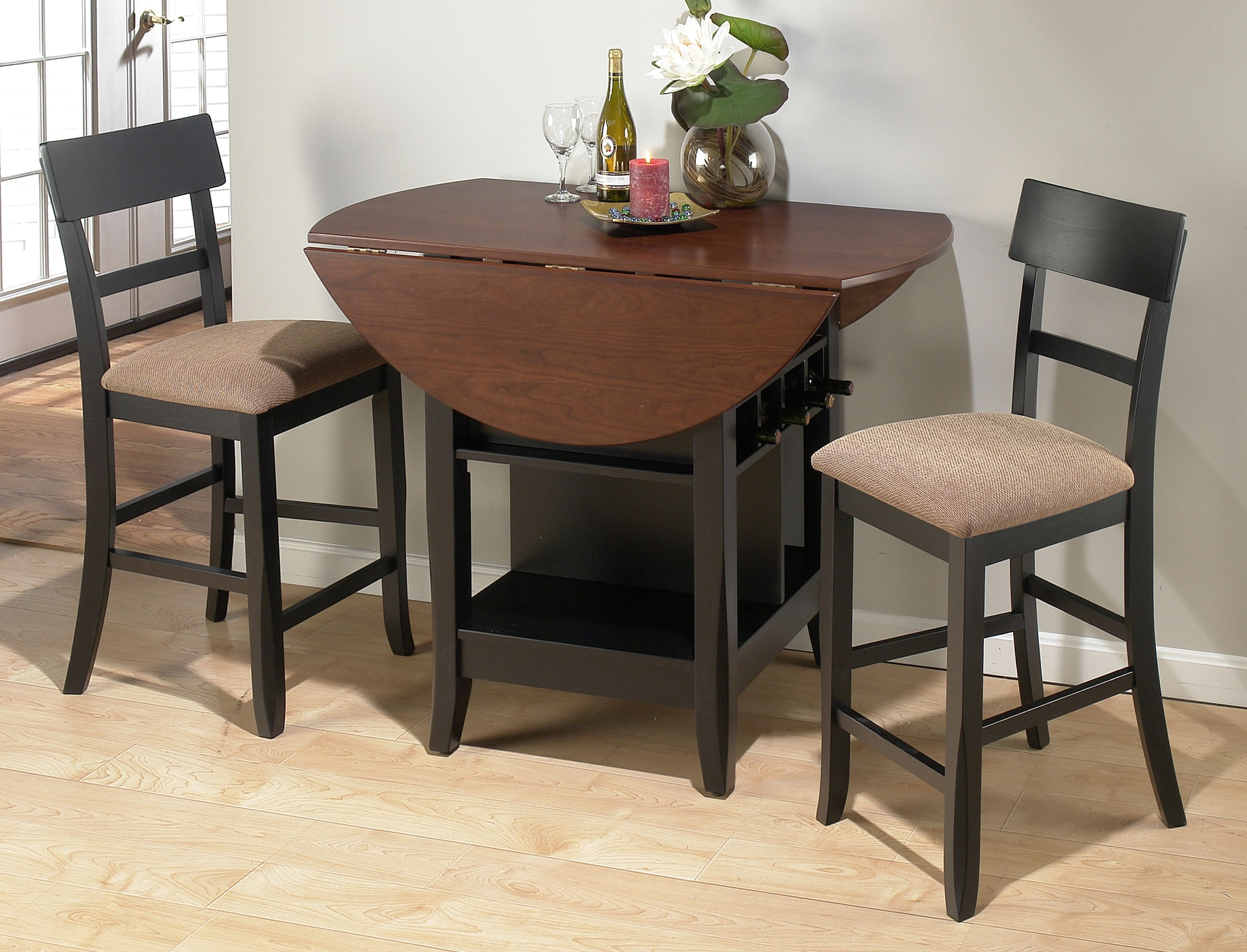 Most Recently Released Dining Tables For Two Within Dining Table Set For Two (View 11 of 25)