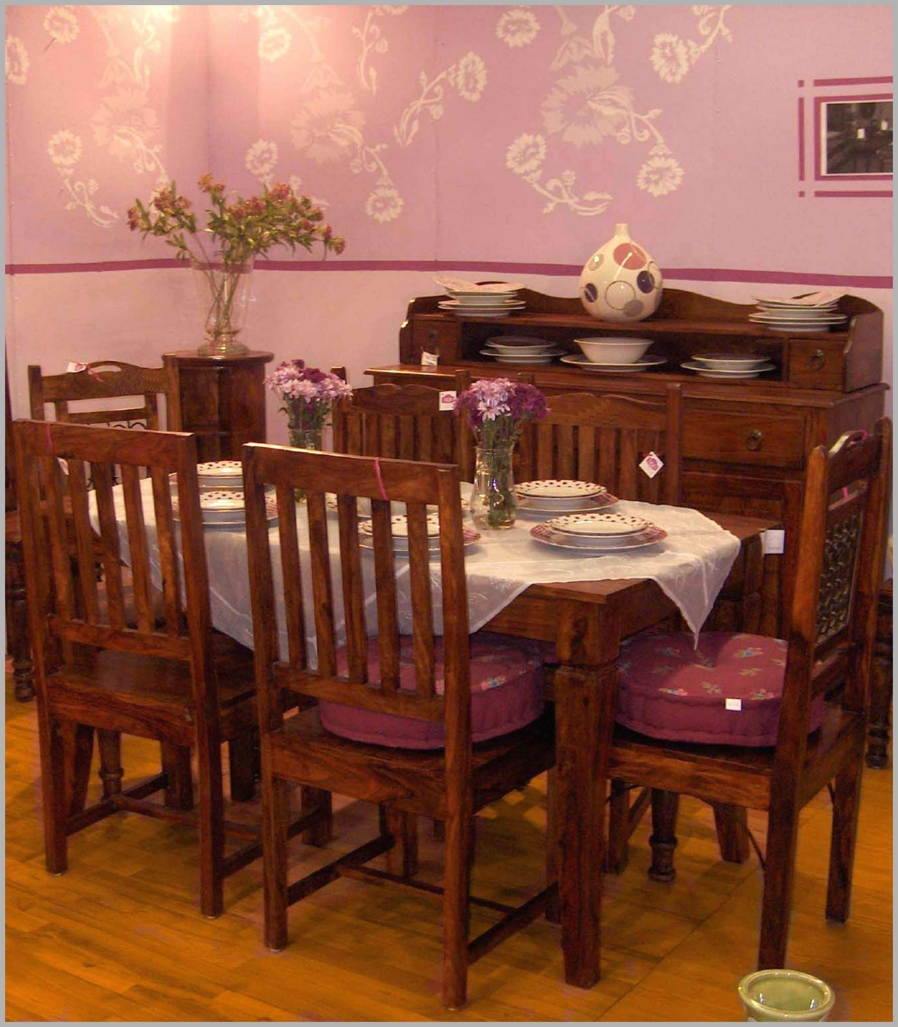Most Recently Released Extended Dining Table And 6 Chairs New 71 Beautiful Pics Shabby Chic For Shabby Chic Extendable Dining Tables (View 20 of 25)