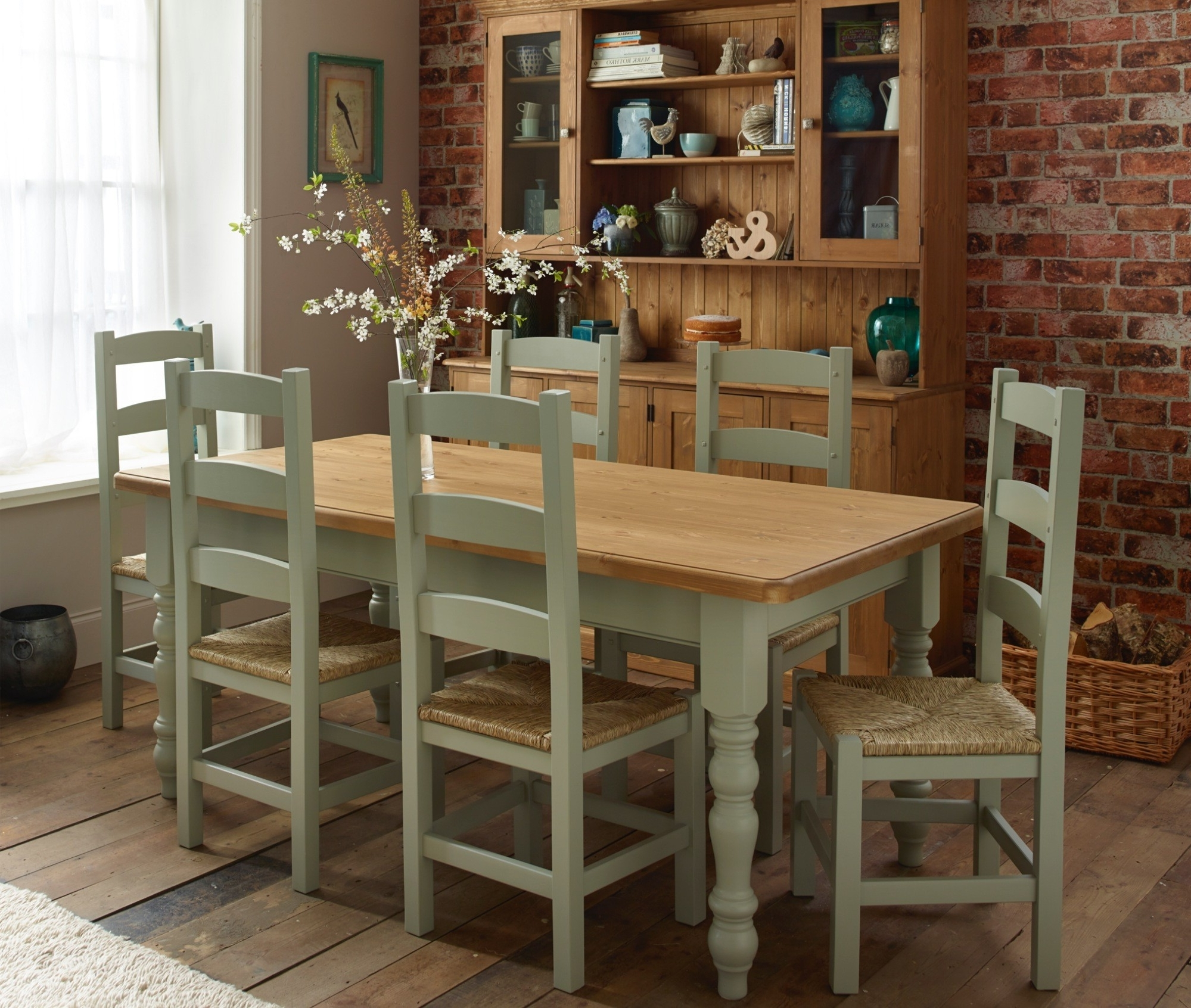 Featured Photo of Green Dining Tables