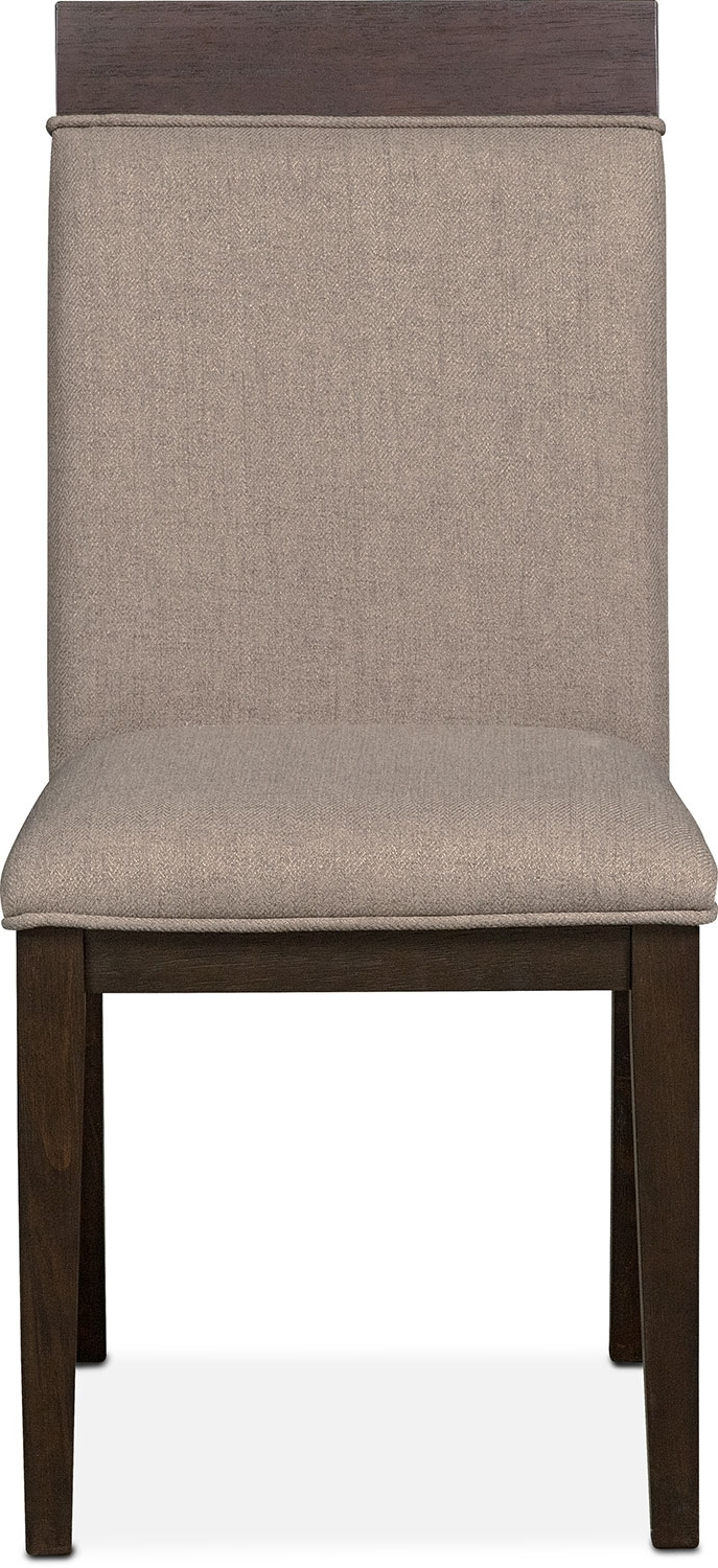 Most Recently Released Gavin 7 Piece Dining Sets With Clint Side Chairs In Gavin Side Chair – Brownstone (View 16 of 25)
