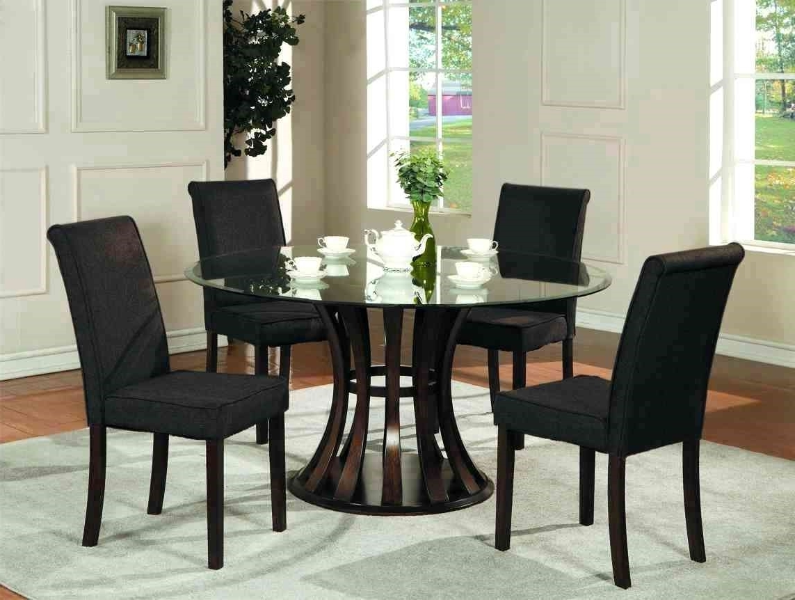 Most Recently Released Square Black Glass Dining Tables In Astonishing Square Glass Dining Table Set # (View 13 of 25)