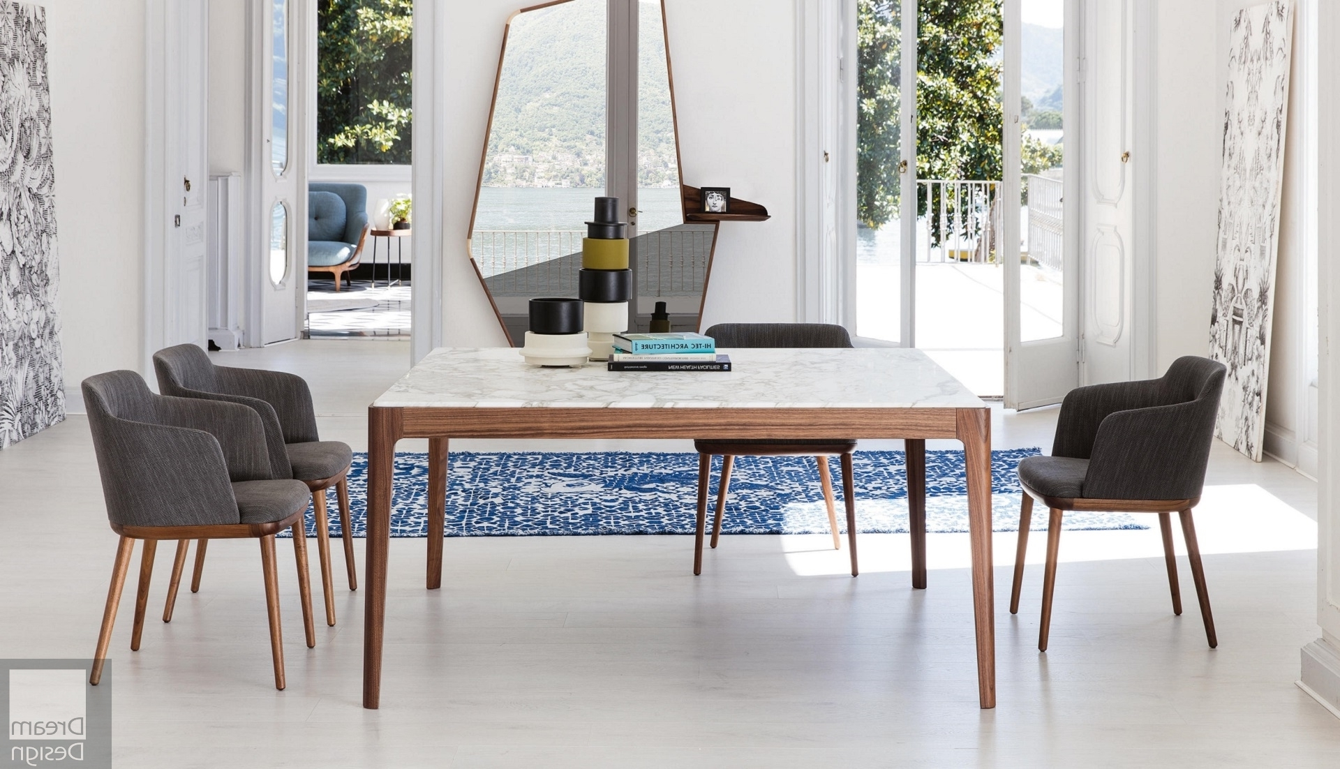 Most Recently Released Square Dining Tables For Porada Ziggy Square Dining Table – Everything But Ordinary (View 24 of 25)