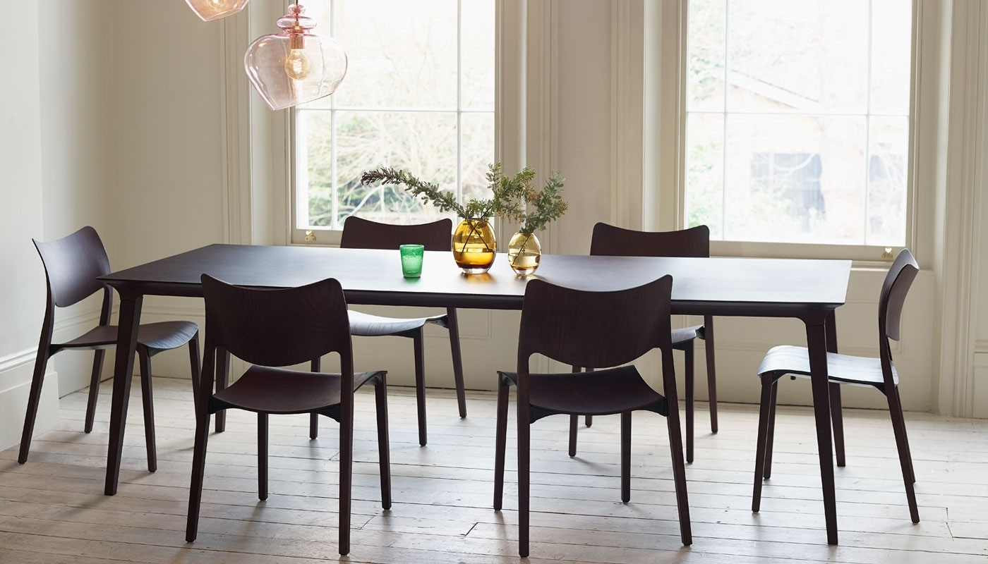 Most Recently Released Stua Lau Dining Table Dark (View 14 of 25)