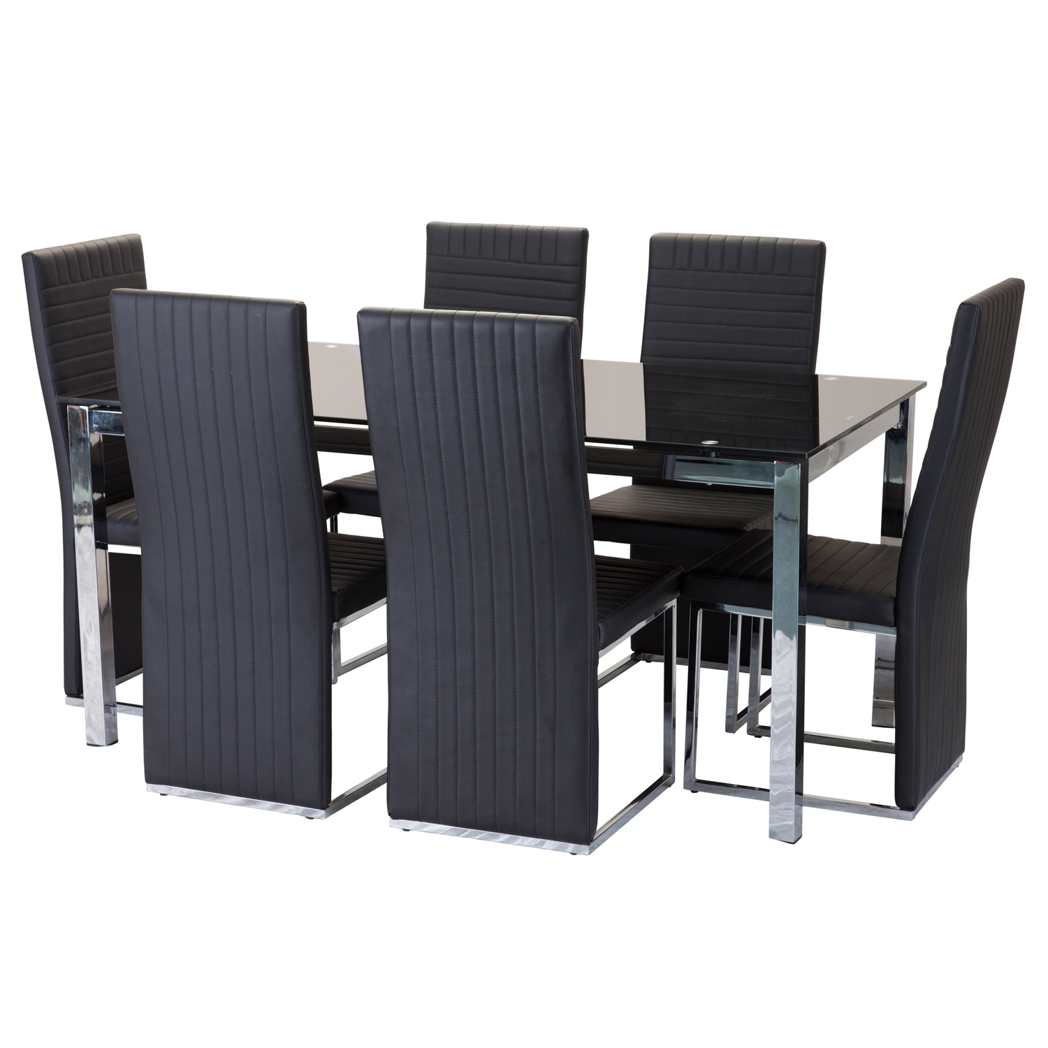 Most Recently Released Tempo 6 Seater Dining Set Inside 6 Seat Dining Tables (View 15 of 25)