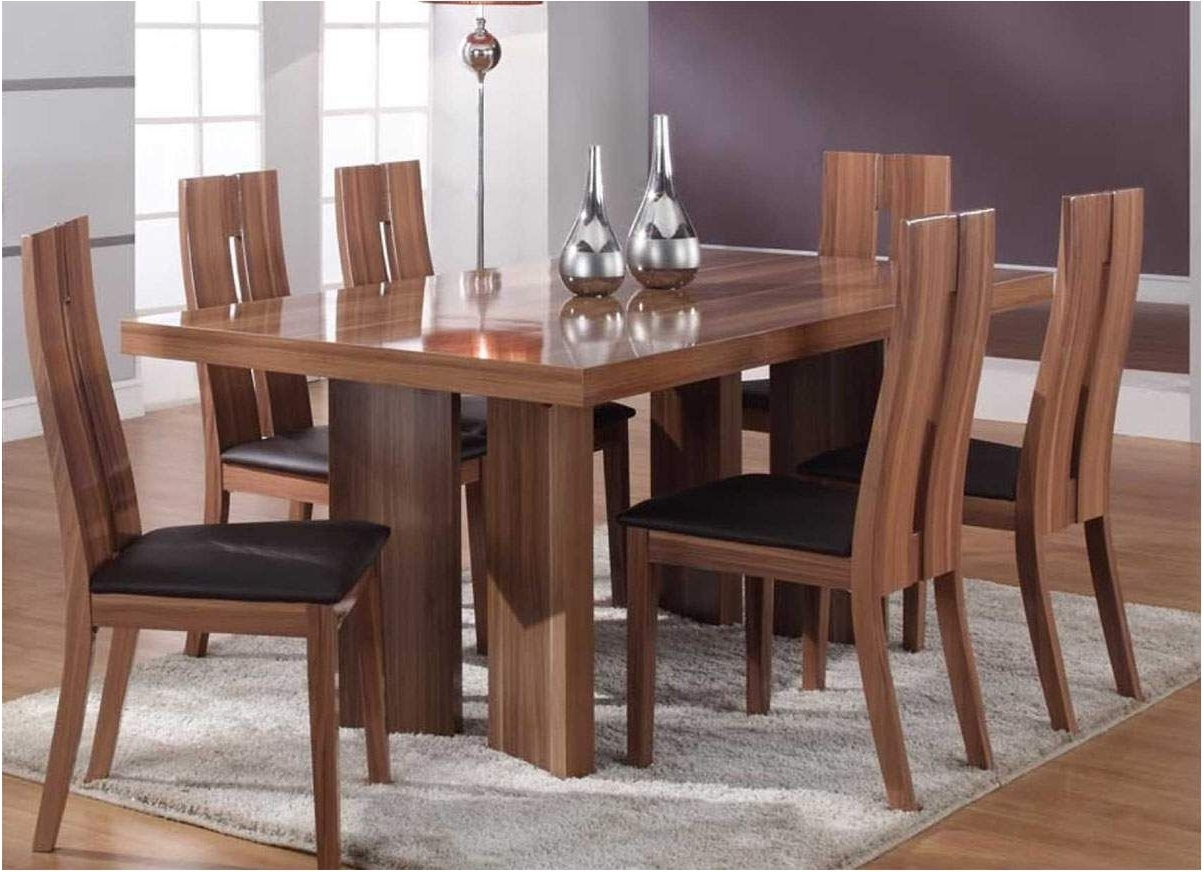 Most Recently Released Terrific Interior Graceful Wood Dining Table Set 1 Charming Discount Regarding Wooden Dining Sets (Gallery 2 of 25)