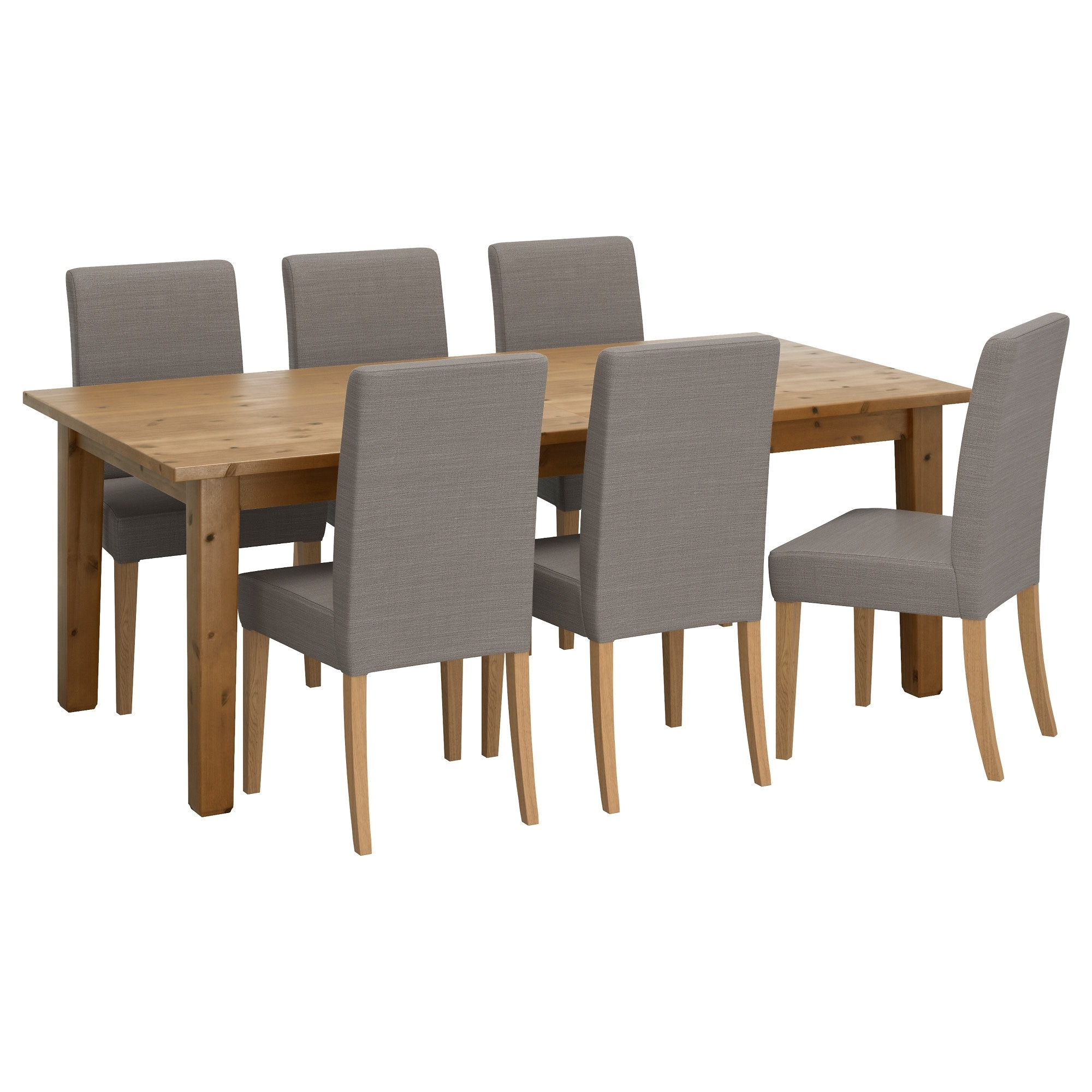 Most Up To Date 6 Seat Dining Table Sets With Regard To 6 Seater Dining Table & Chairs (View 23 of 25)