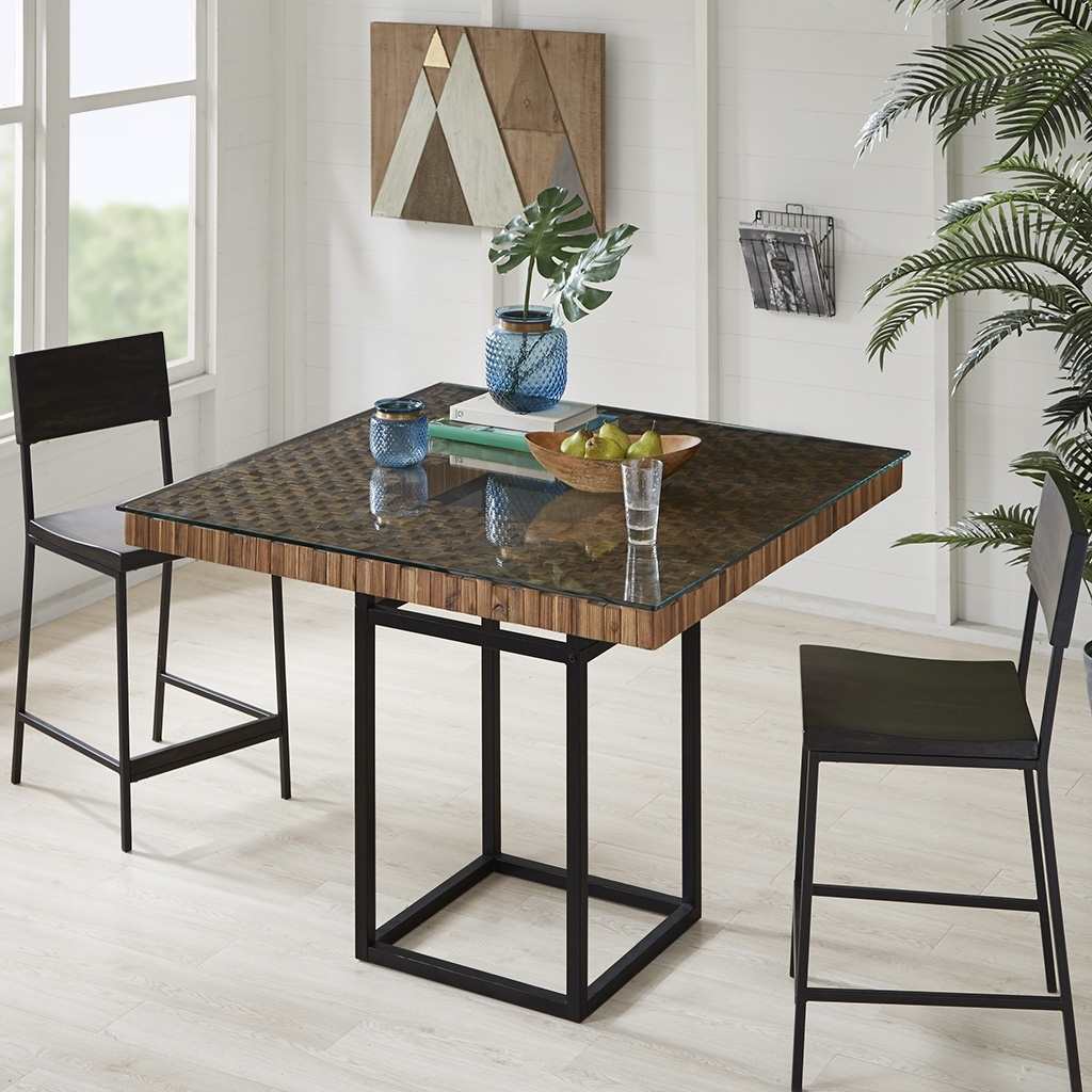 Most Up To Date Benson Rectangle Dining Tables For Ink+Ivy Benson Bundle Dining Table (View 7 of 25)
