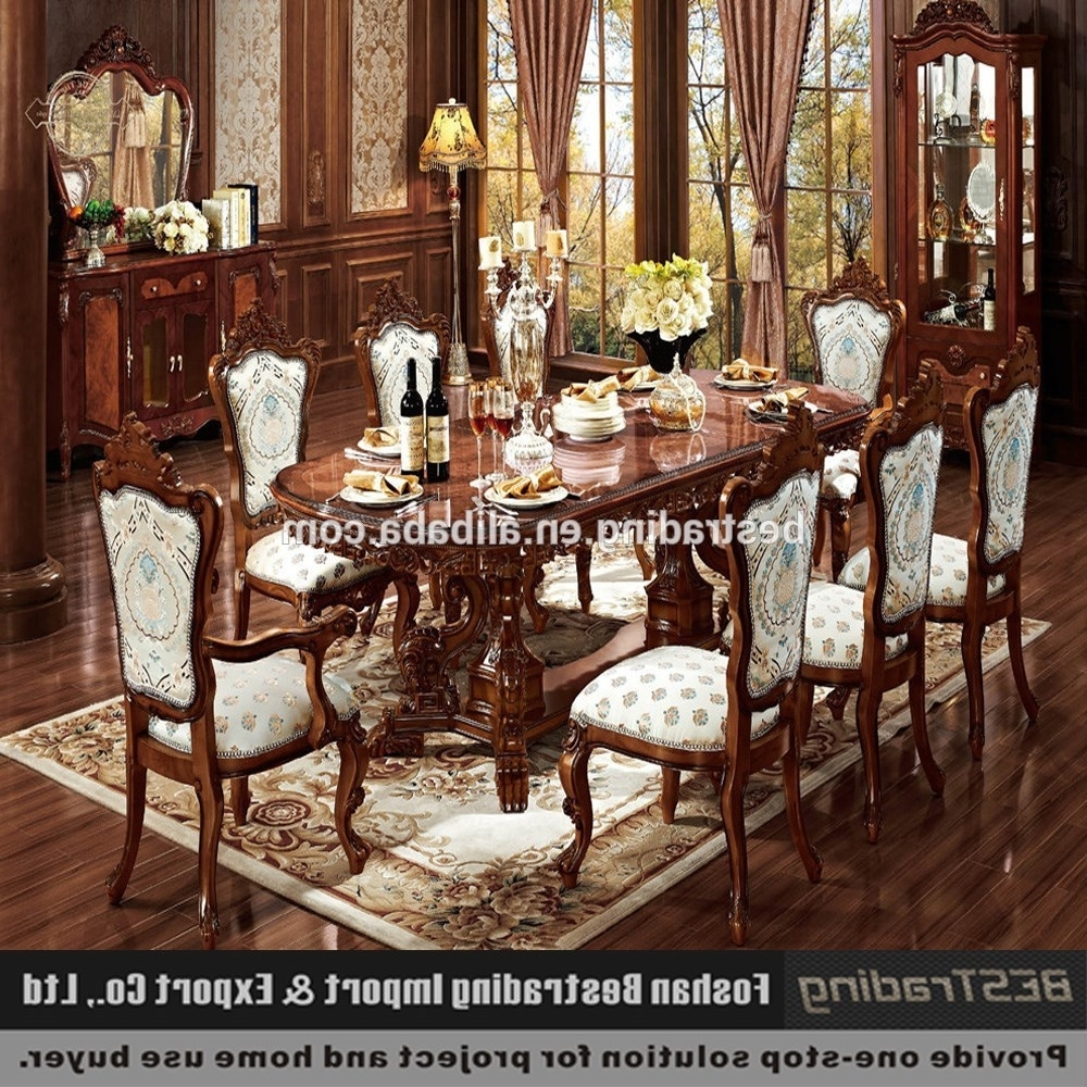 Most Up To Date Buy Dining Tables Inside Wood Dining Table Designs With Carving,dining Room Furniture – Buy (View 16 of 25)