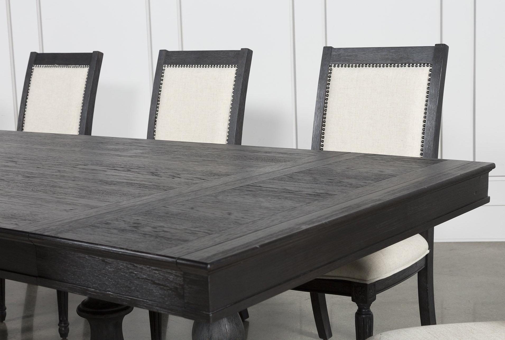 Most Up To Date Chapleau Ii 9 Piece Extension Dining Table Sets In Chapleau Ii 9 Piece Extension Dining Table With Side Chairs (View 3 of 25)