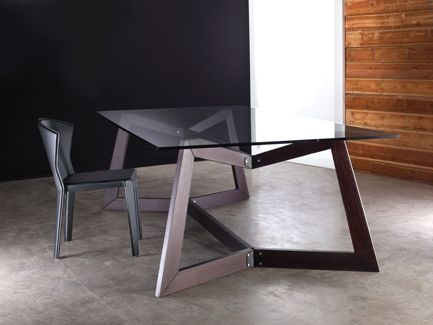 Most Up To Date Contemporary Base Dining Tables In Contemporary Kitchen Table Base (View 19 of 25)