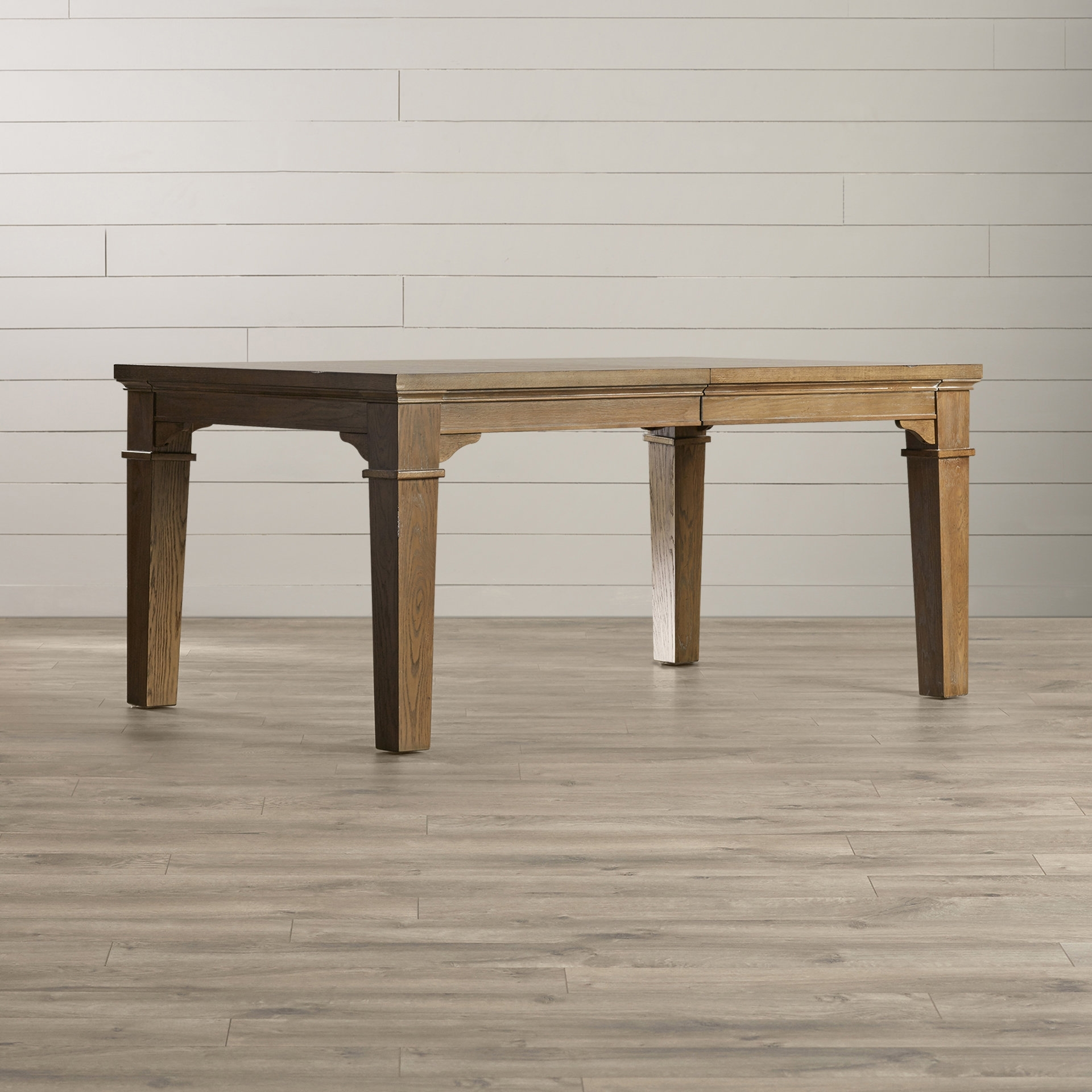 Most Up To Date Darby Home Co Wilmington Extendable Dining Table & Reviews (View 12 of 25)