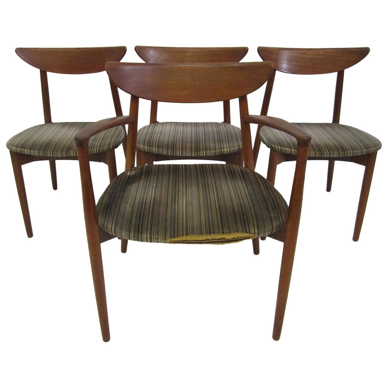 Most Up To Date Dining Chairs Outstanding Danish Modern Dining Chairs Modern Desk With Regard To Scandinavian Dining Tables And Chairs (View 10 of 25)