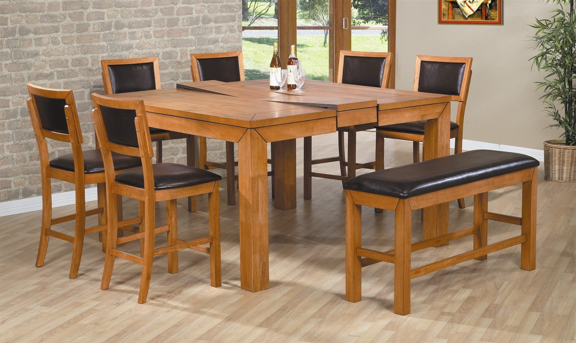 Most Up To Date Dining Room Table Seats 12 For Big Family (View 14 of 25)