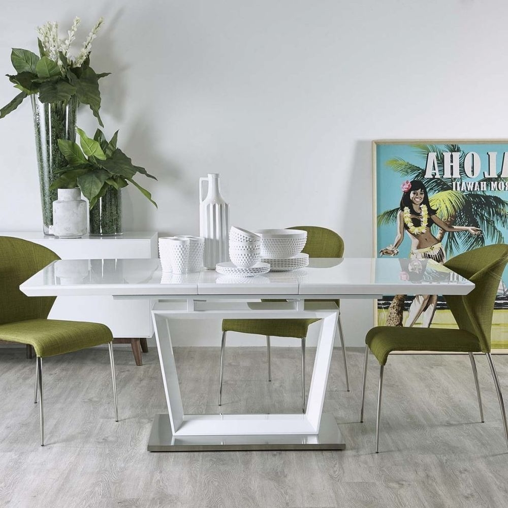 Most Up To Date Get Dinner Party Ready With These Dining Tables (View 21 of 25)
