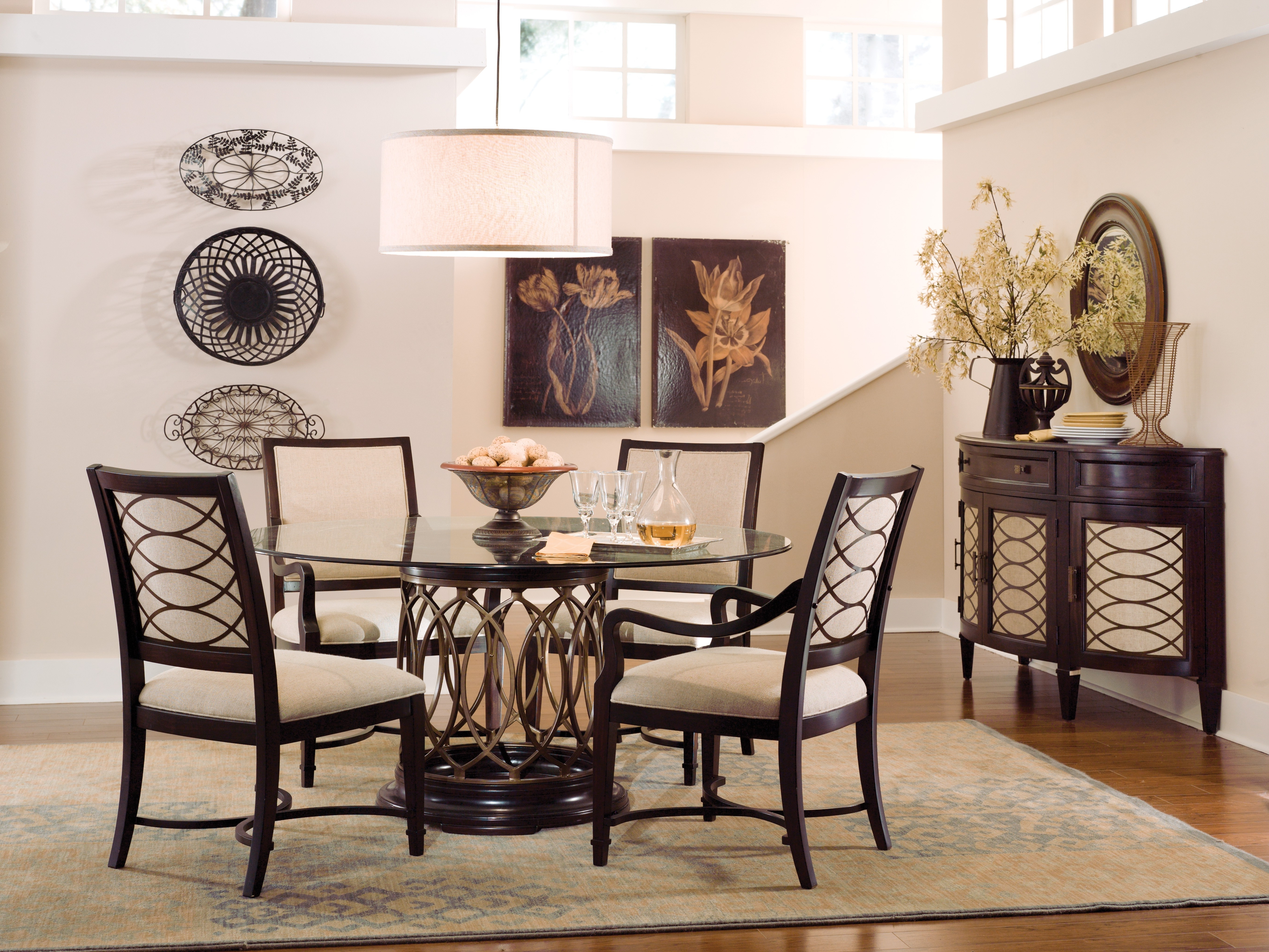 Most Up To Date Glass 6 Seater Dining Tables Pertaining To Traditional Round Dining Table Luxury 23 Fantastic 6 Seater Round (View 23 of 25)